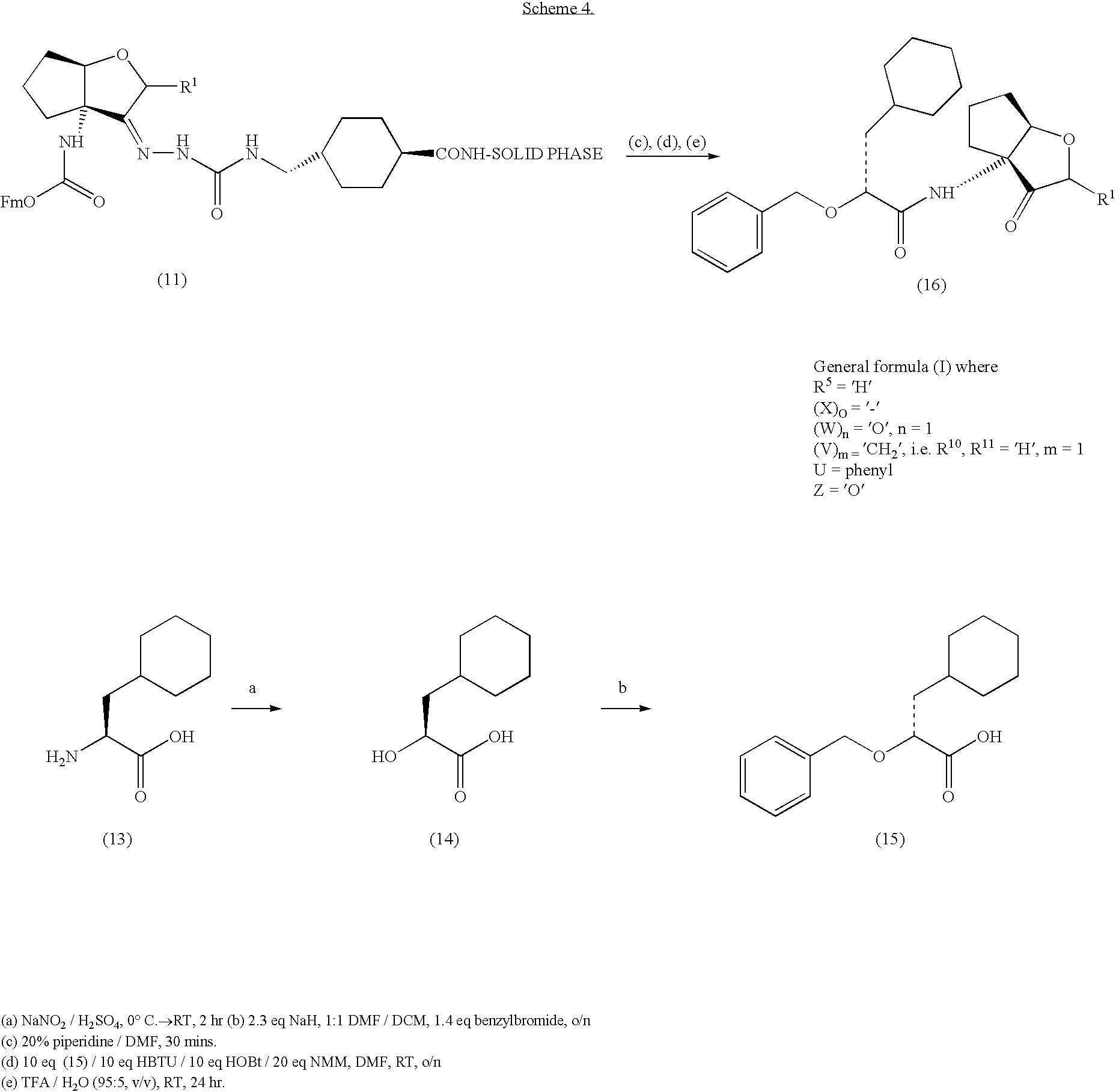 US20040106805A1 - Inhibitors of cruzipain and other cysteine