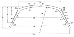 US8523486B2 - Concrete culvert assembly and related methods