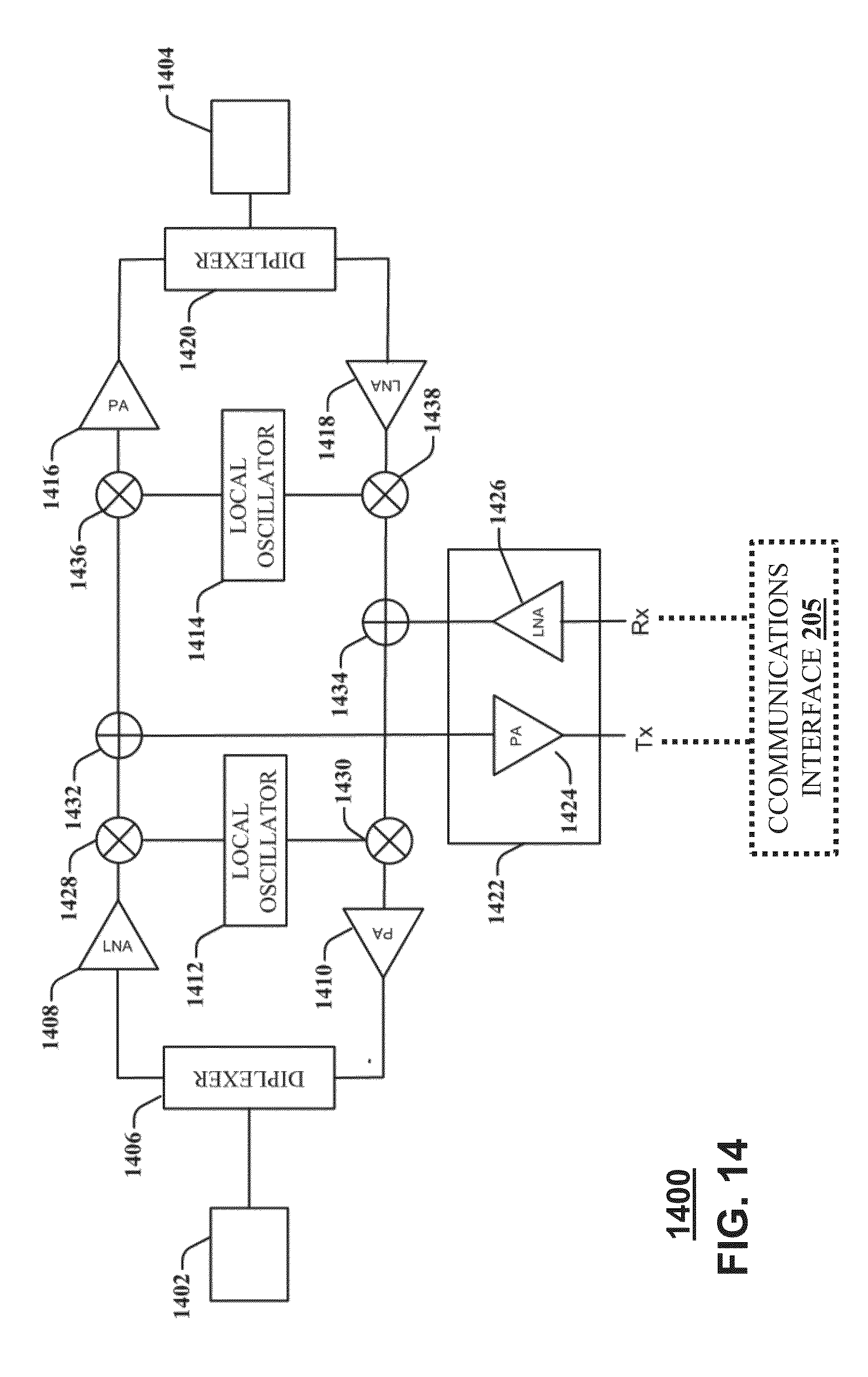 Us9461706b1 Method And Apparatus For Exchanging Communication 1959 Practical Monolithic Integrated Circuit Concept Patented The Signals Google Patents