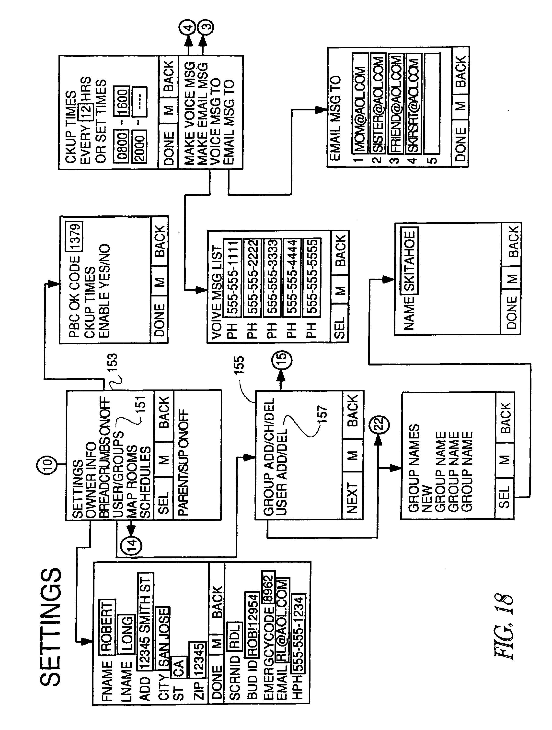 US20110275388A1 - Methods and apparatuses for geospatial-based ... on