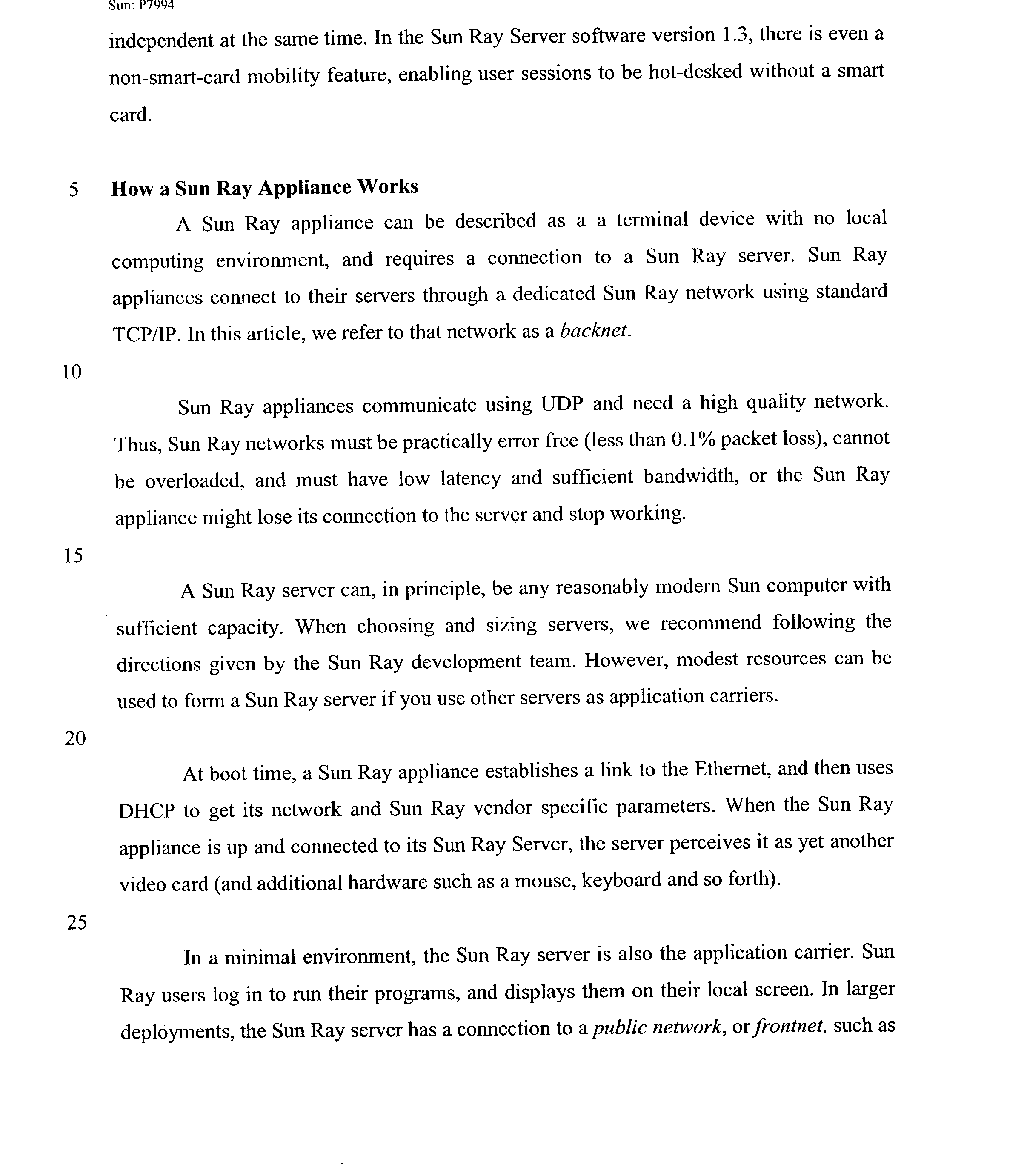 US20040039847A1 - Computer system, method and network