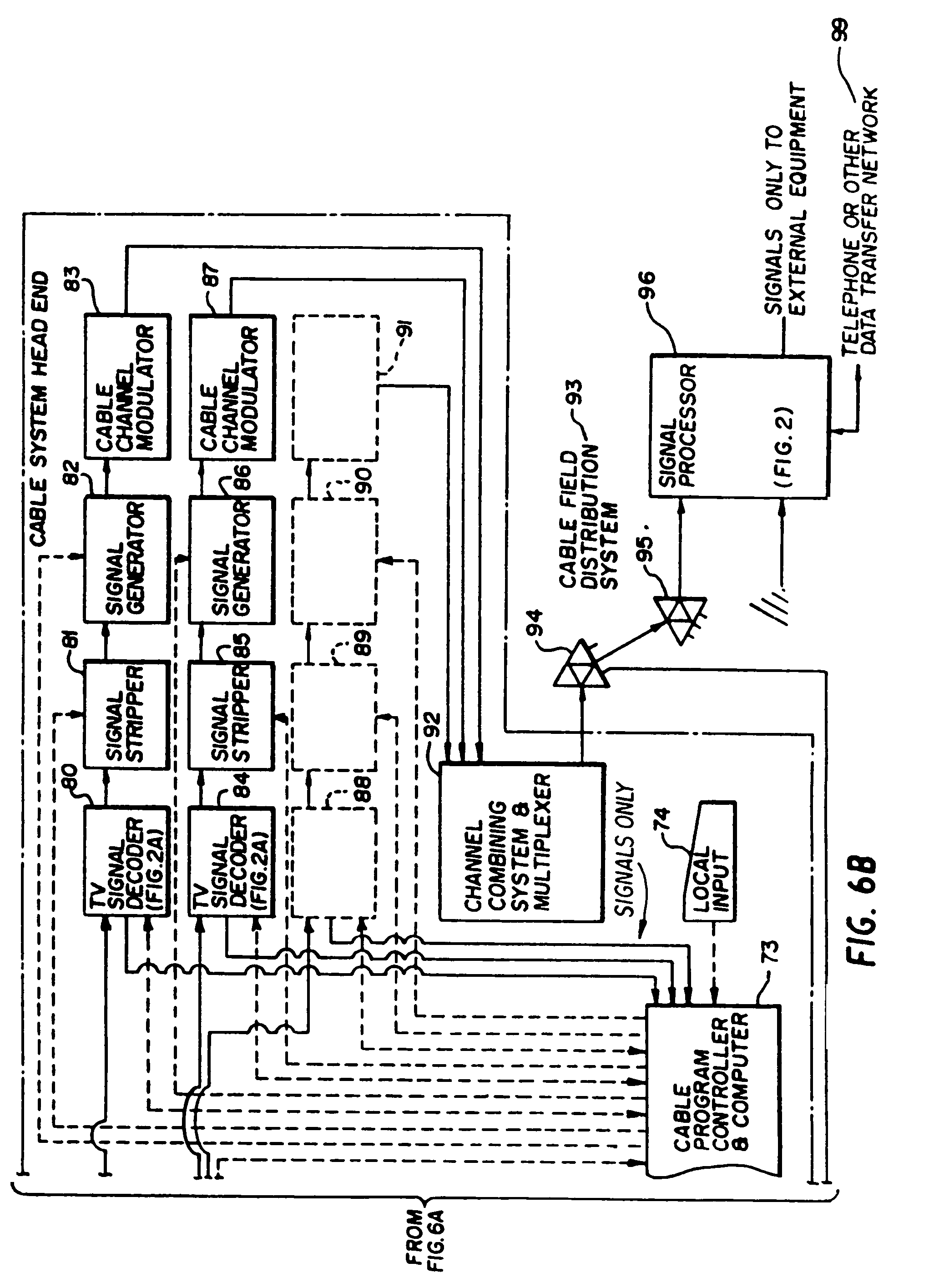 Us7966640b1 Signal Processing Apparatus And Methods Google Patents Lm 567 Ic Touch Tone Decoder