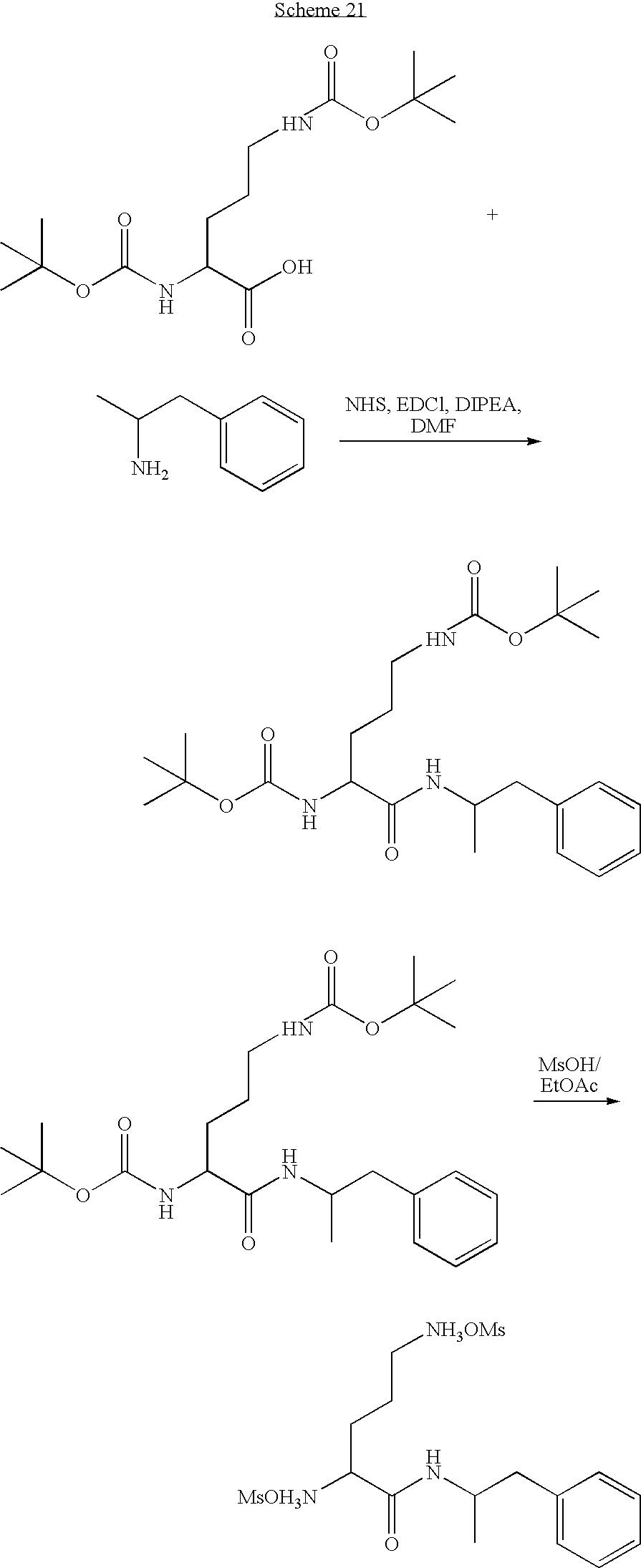 US20100292336A1 - Polar Hydrophilic Prodrugs and Non