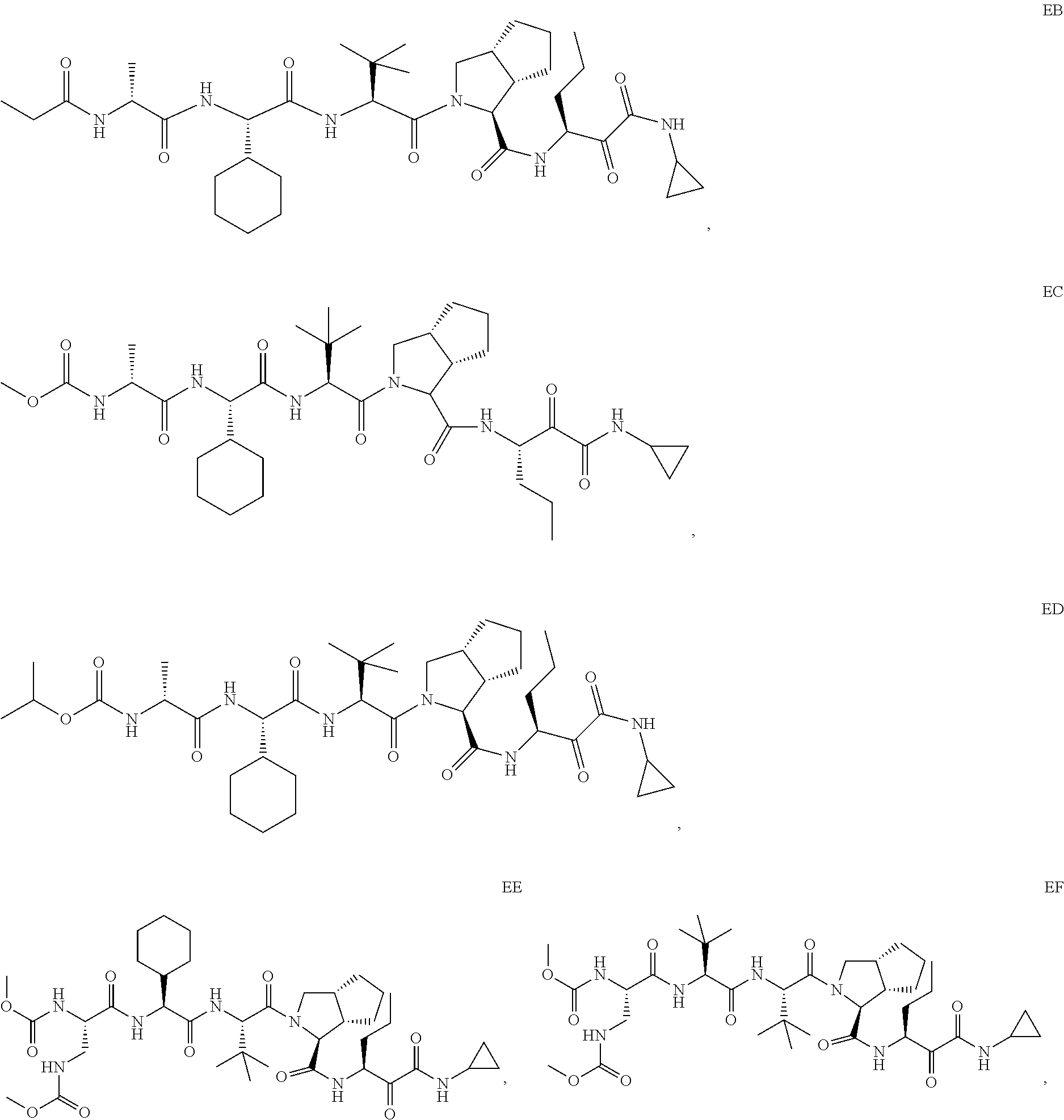 Us20140294763a1 Peptidomimetic Protease Inhibitors Google Patents Wiring Diagram Lowe 165 Fm Figure 20141002 C00075