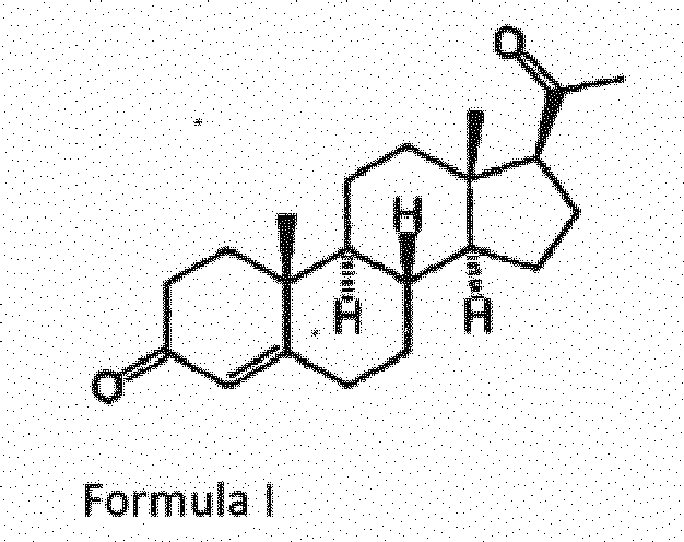 EP2249757B1 - Monolithic intravaginal rings comprising progesterone