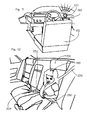 US20110282543A1 - Seat belt monitoring system and method of use