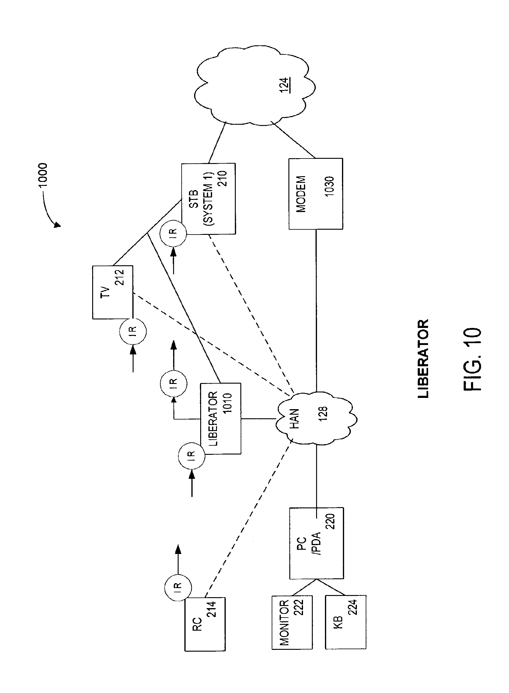 US8646020B2 - Method and apparatus for browsing using