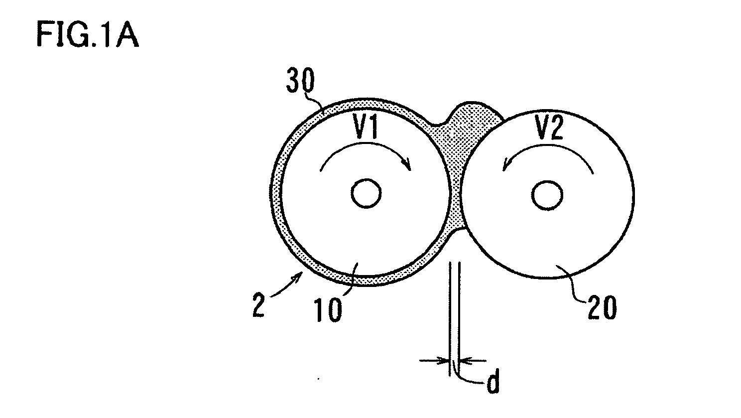 EP2270266A1 - Carbon nanofiber, method for production