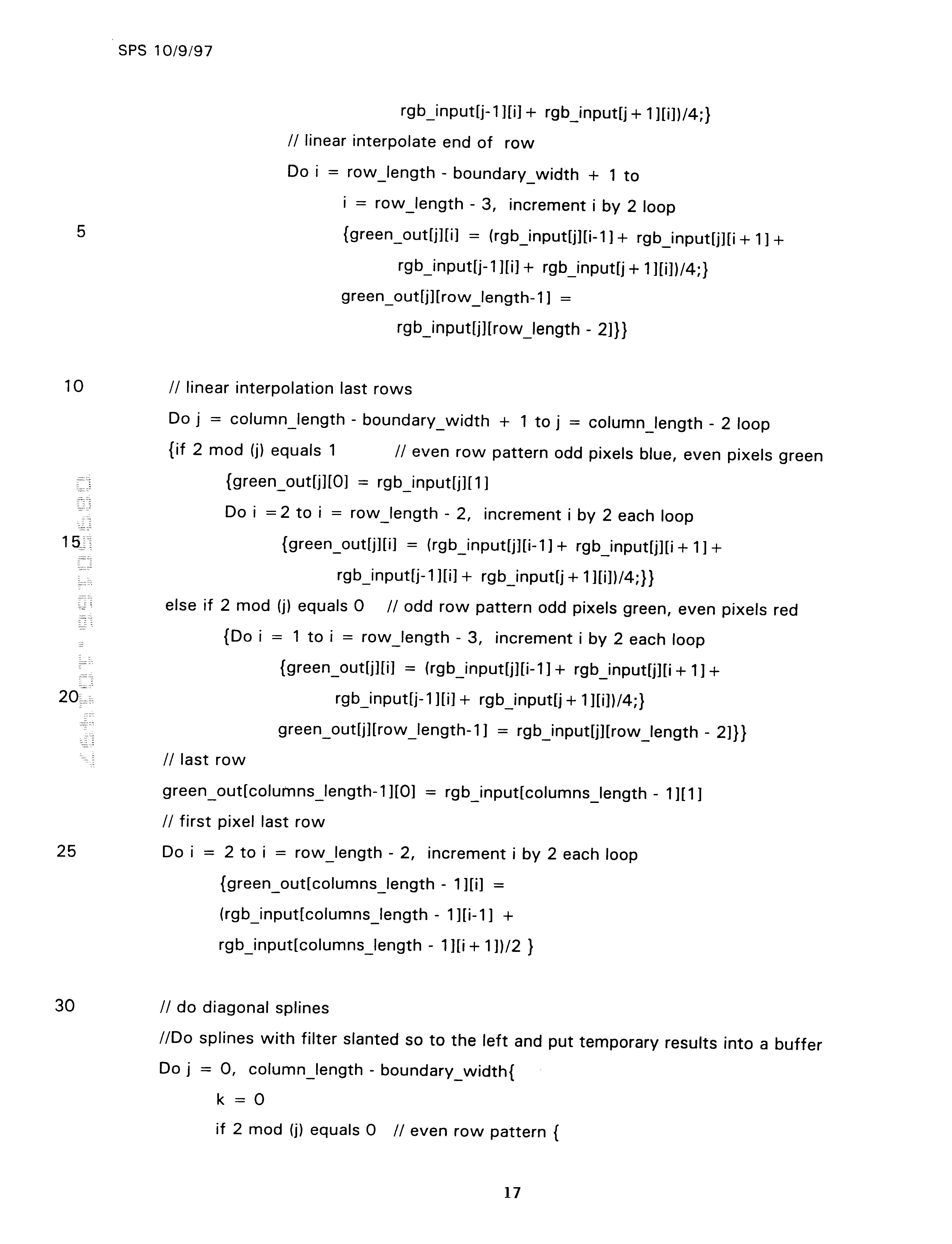 Figure US06181376-20010130-P00006