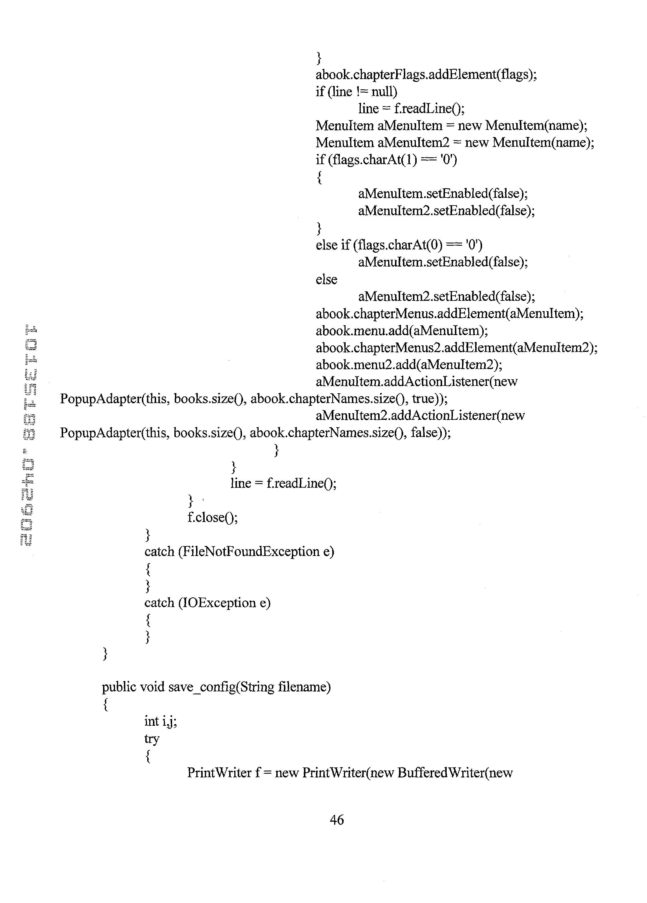 Figure US20030037253A1-20030220-P00116