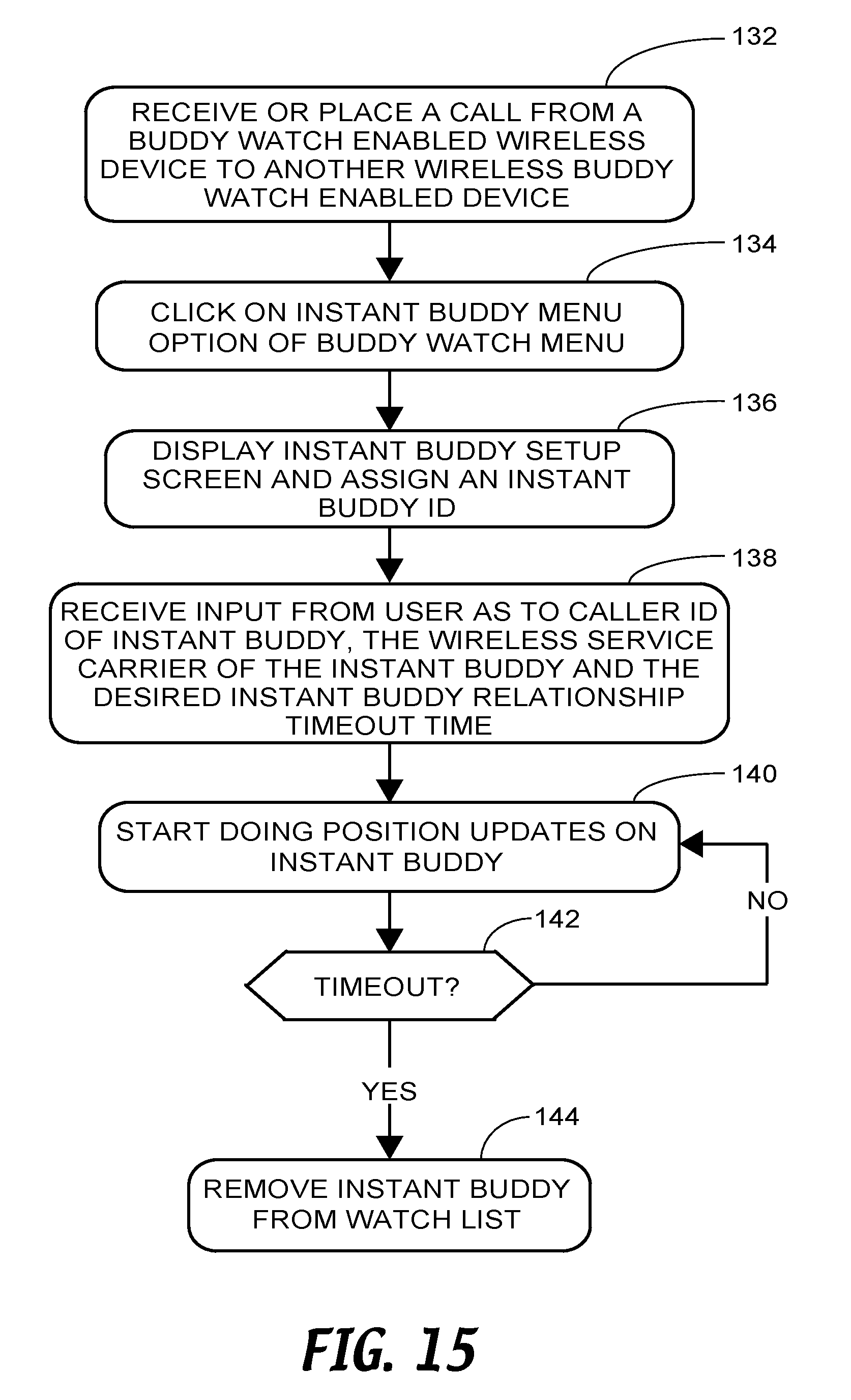Us9654921b1 Techniques For Sharing Position Data Between First And