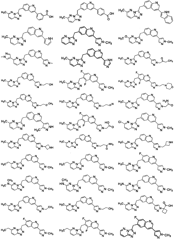 ep2081937b1 triazolopyridazine protein kinase modulators Switch Wiring Diagrams figure imgb0002