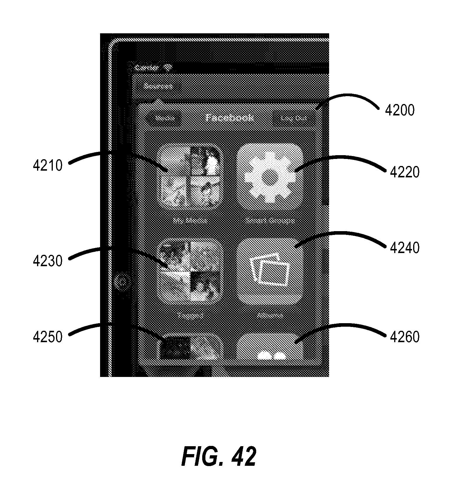 US20140282099A1 - Retrieval, identification, and