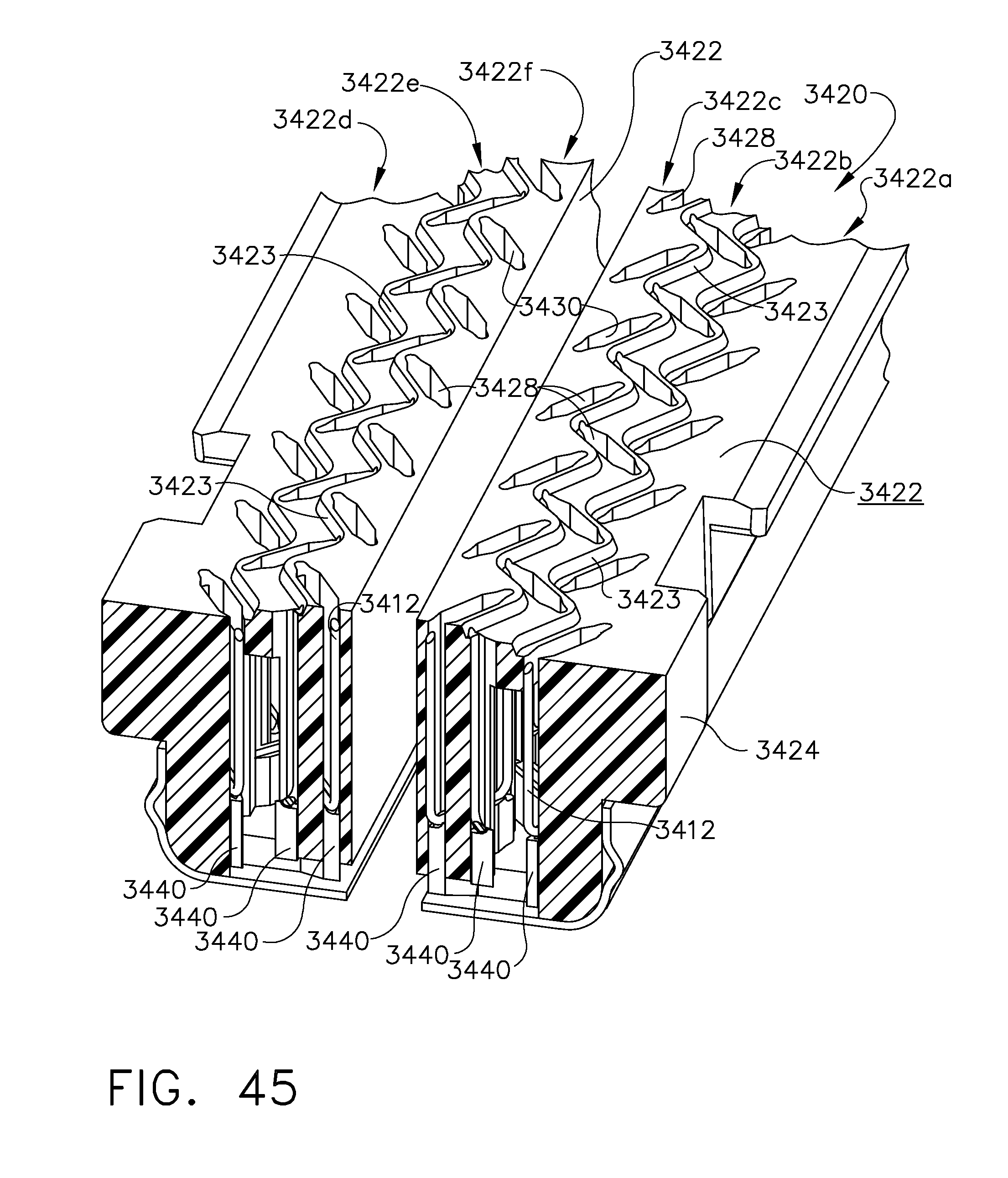 Us20160089146a1 Circular Fastener Cartridges For Applying Radially Electric Gate Motor Wiring Furthermore Diagram Apollo Expandable Lines Google Patents