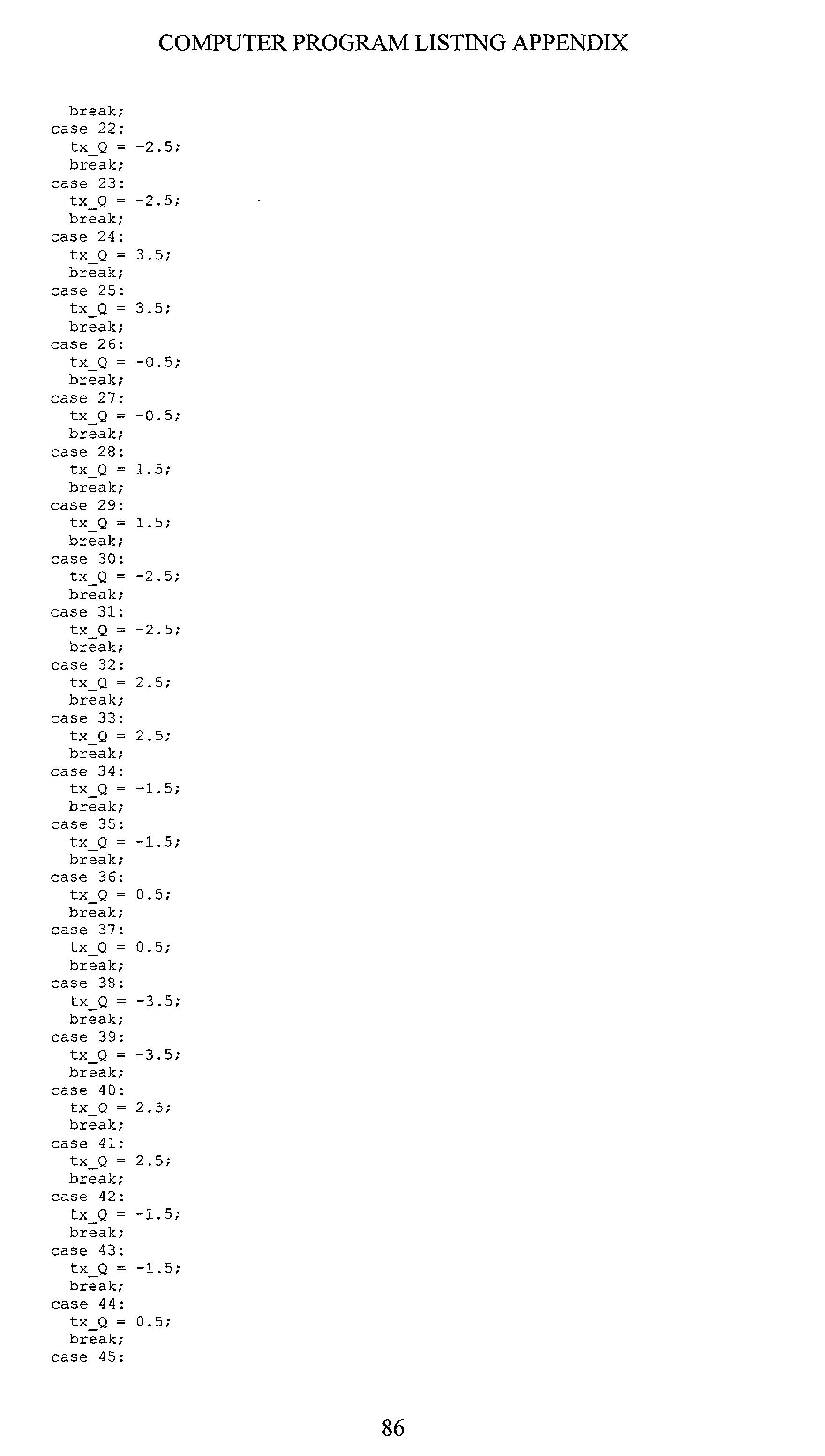 Figure US20020051501A1-20020502-P00085