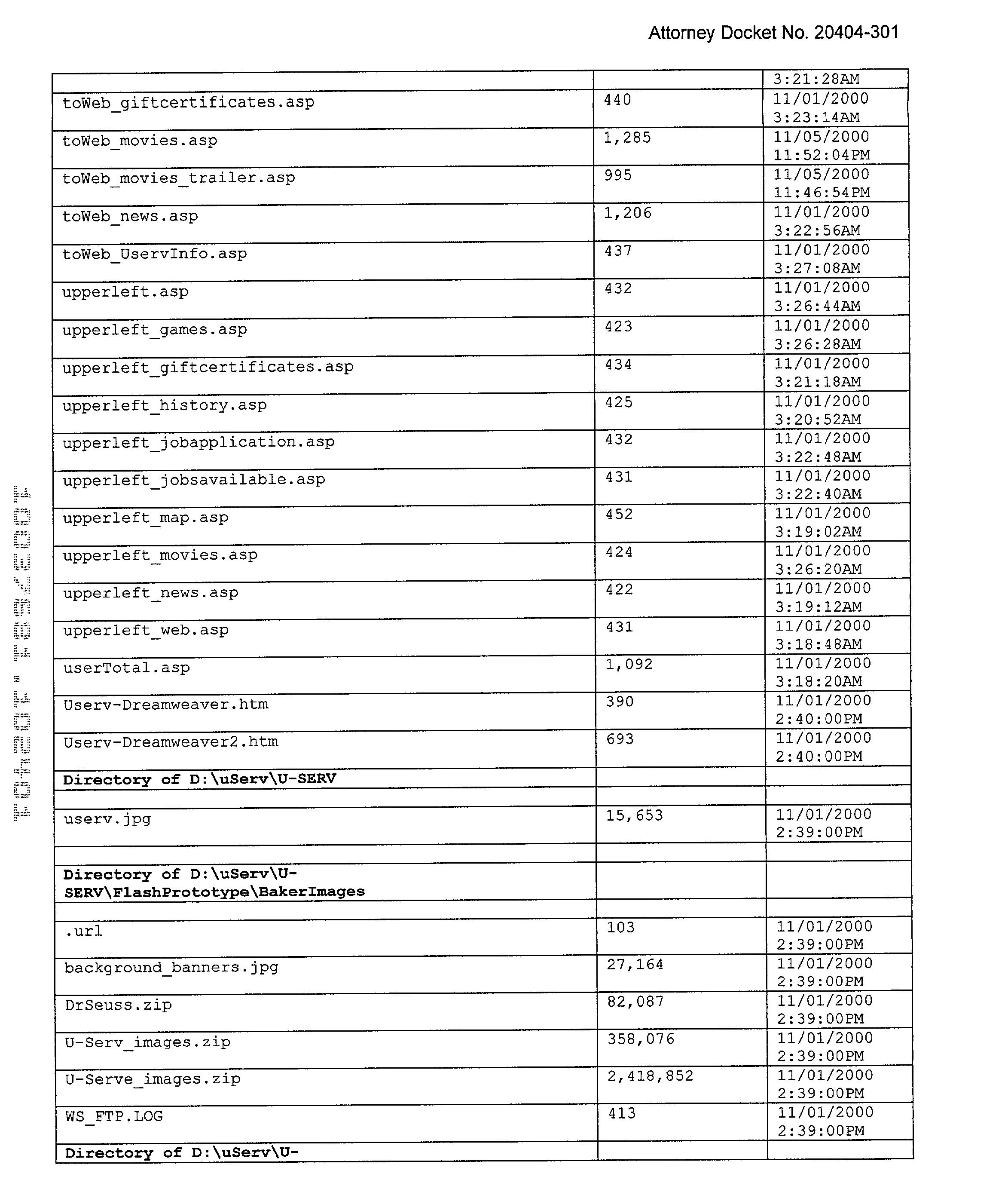 Figure US20030078793A1-20030424-P00004