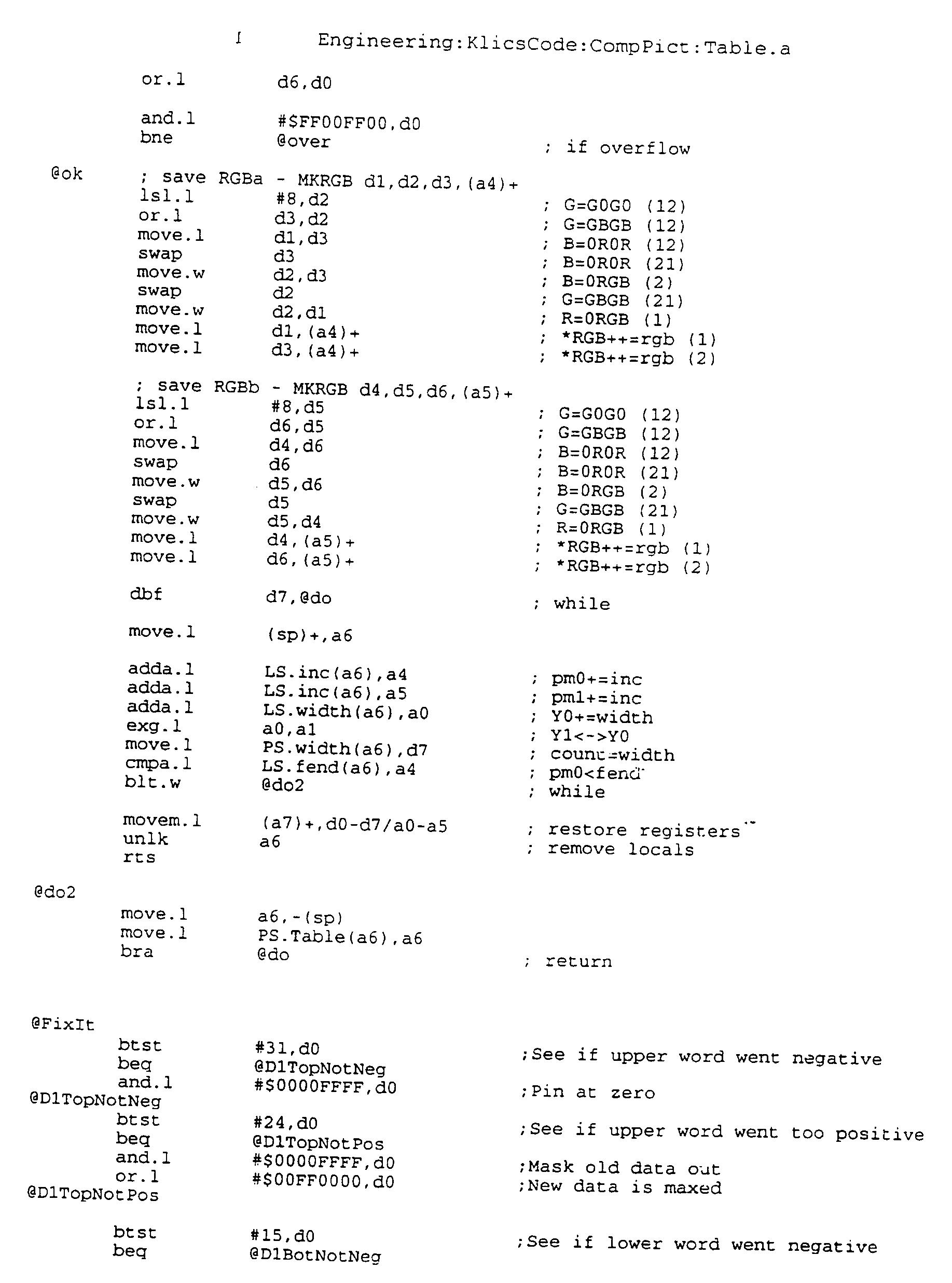 WO1994023385A2 - Data compression and decompression - Google