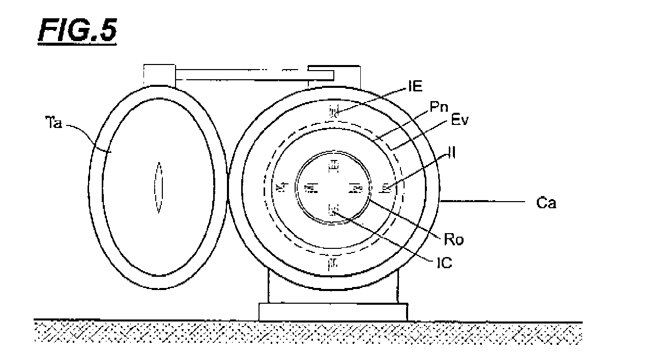 Ep2409828a1 Step Of Tire Vulcanization In Autoclave With Induction Heating Diagram Figure Imgaf001