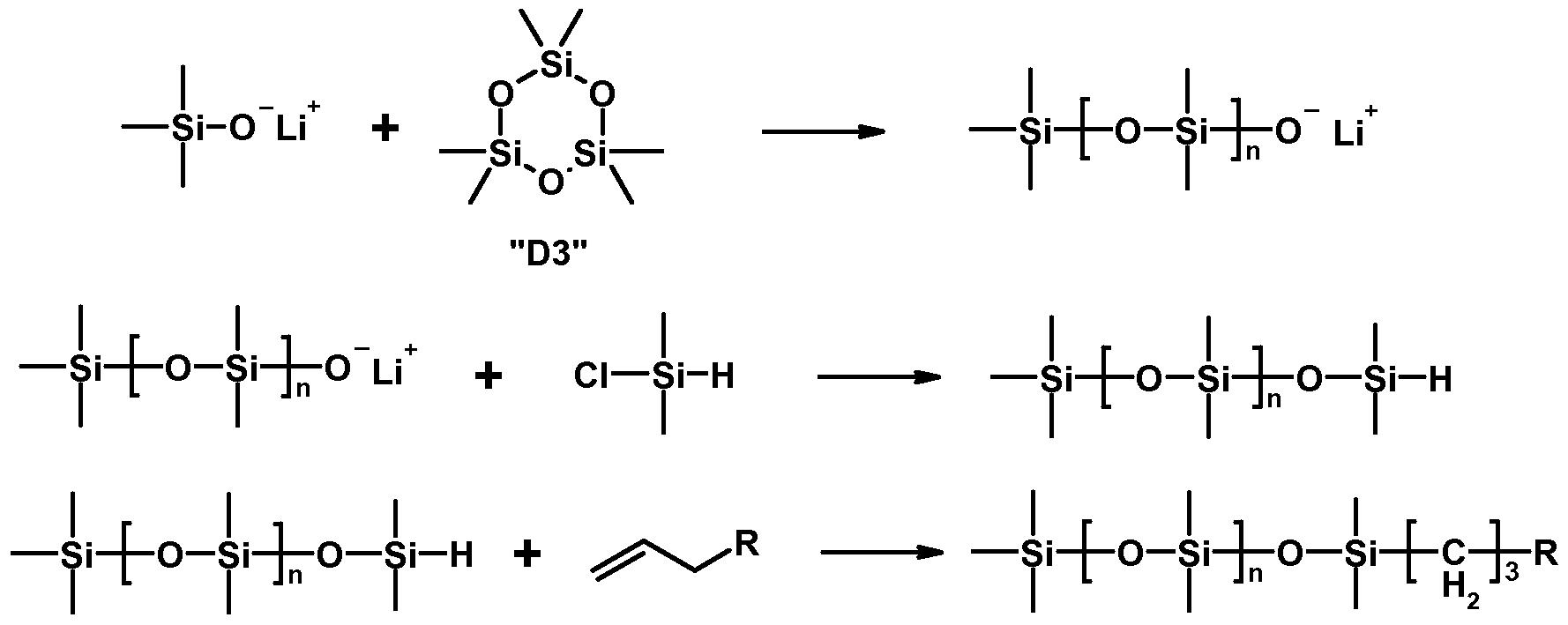WO2009025924A2 - Anchored polysiloxane-modified polyurethane