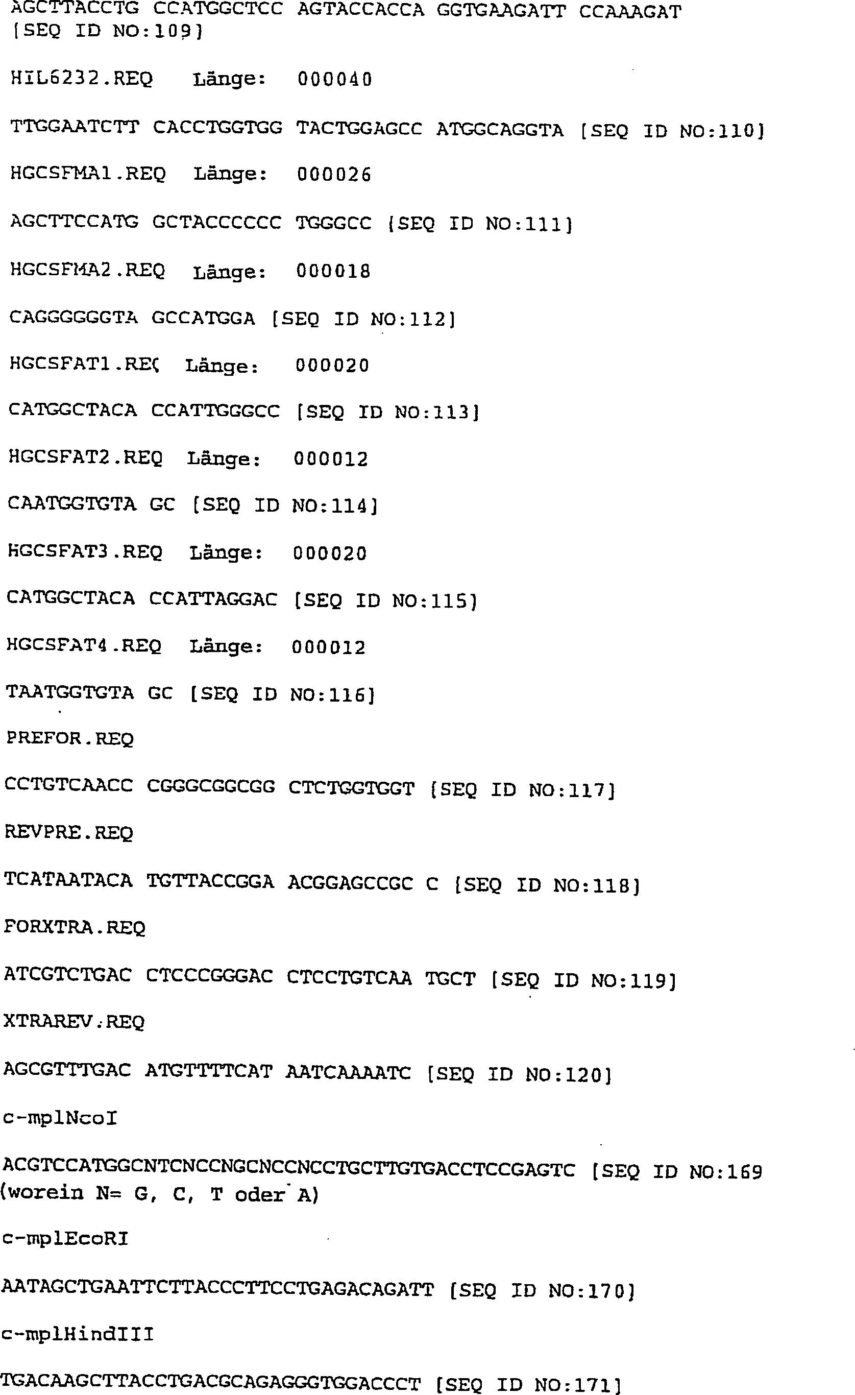 DE69534381T2 - Hematopoietic fusion protein multivariate IL-3 ...