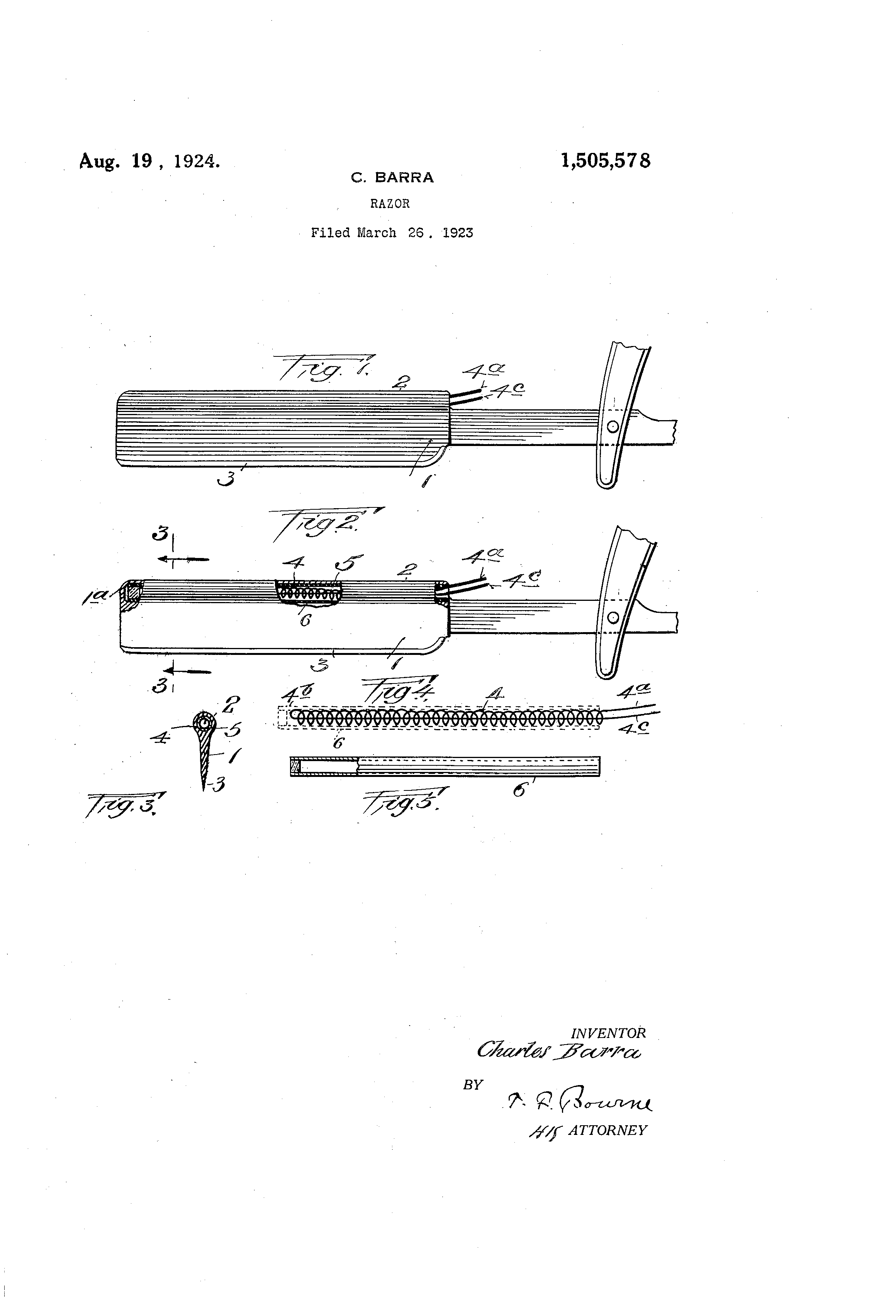 [Image: US1505578-drawings-page-1.png]