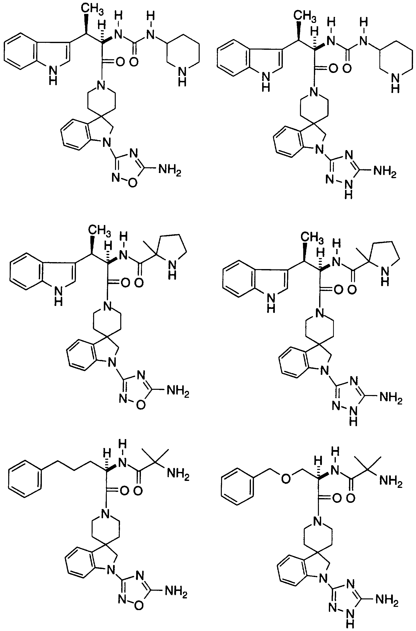 WO1997034604A1 - 4-spiroindoline piperidines promote release of