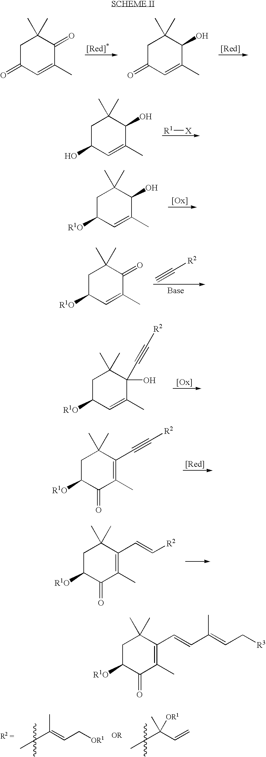 Us20060088904a1 Methods For The Synthesis Of Astaxanthin Google Vacuum Flash Ox 500 Figure 20060427 C00016
