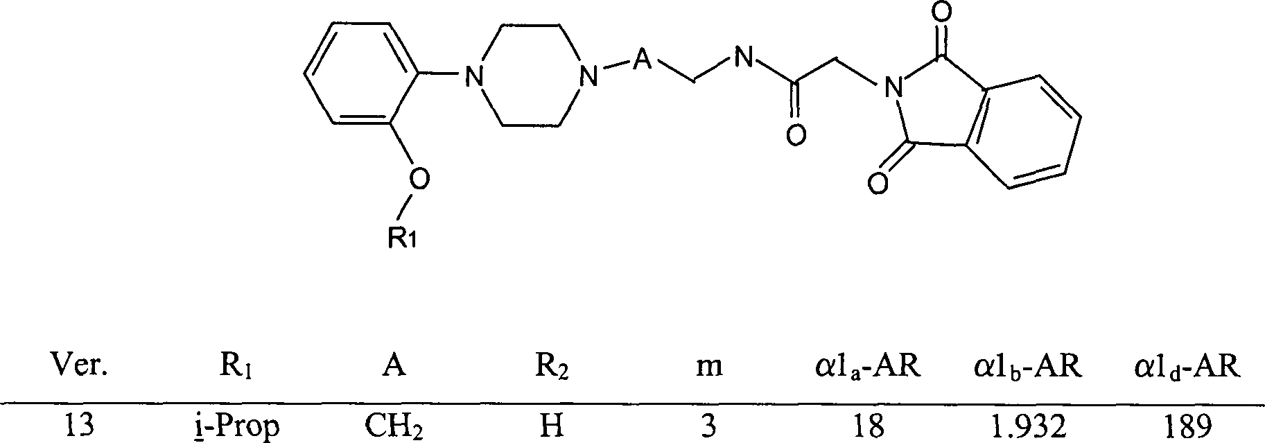 50 år vers DE69818255T2   Aryl substituted piperazines useful in the  50 år vers