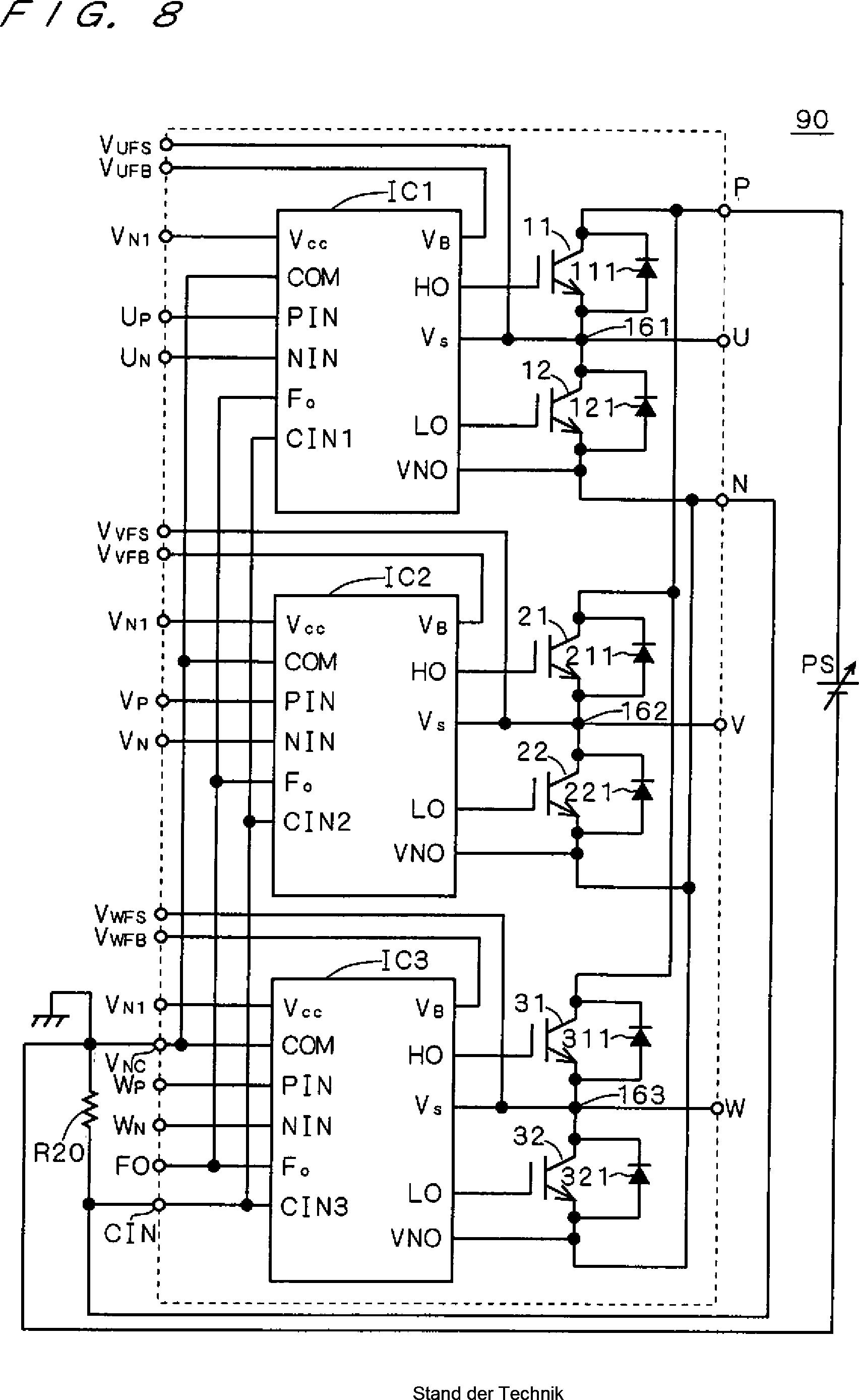 Patent DE10149581B4 - Halbleitervorrichtung Semiconductor device ...