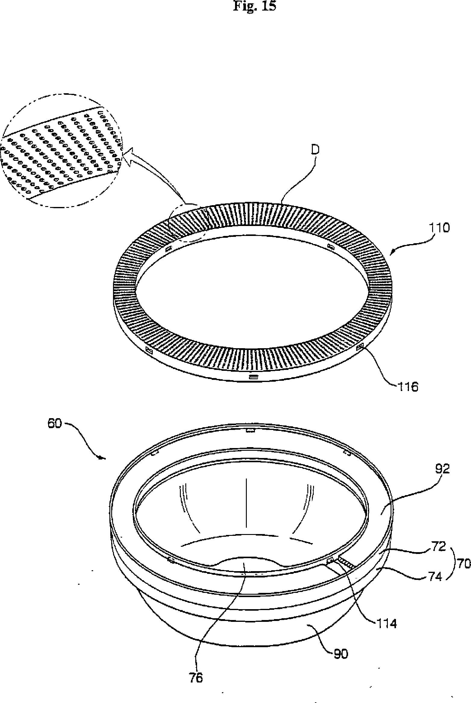 patent de102006026717b4 waschmaschine und t r einer solchen google patents. Black Bedroom Furniture Sets. Home Design Ideas