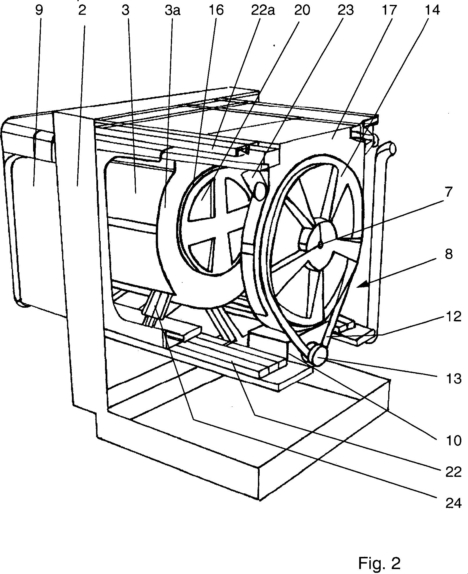 patent de102008009791b4 mantelbeschickbare waschmaschine bzw toplader waschmaschine google. Black Bedroom Furniture Sets. Home Design Ideas