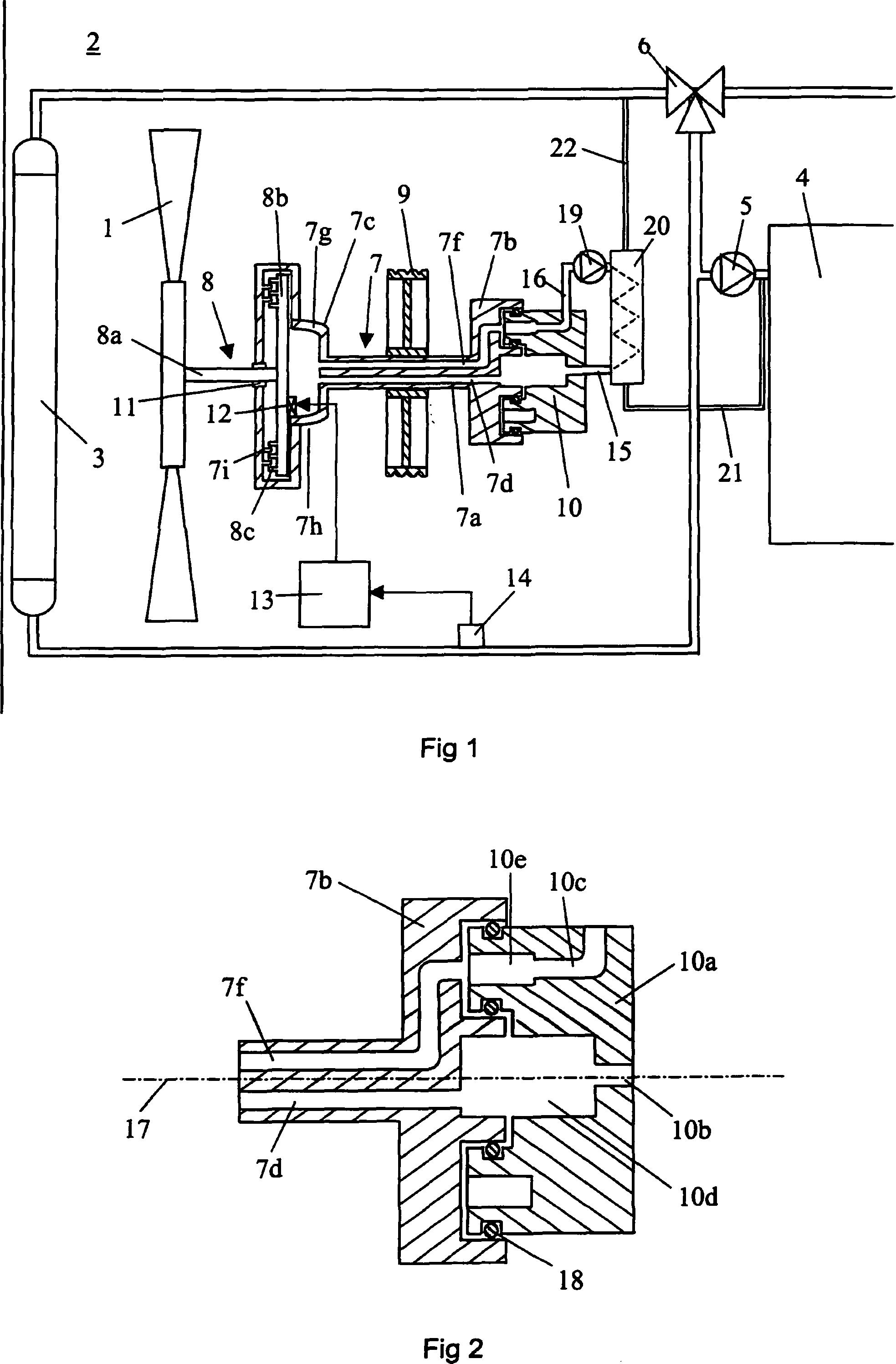 Patent DE102010012798A1 - Anordnung zum Kühlen einer Viskokupplung ...