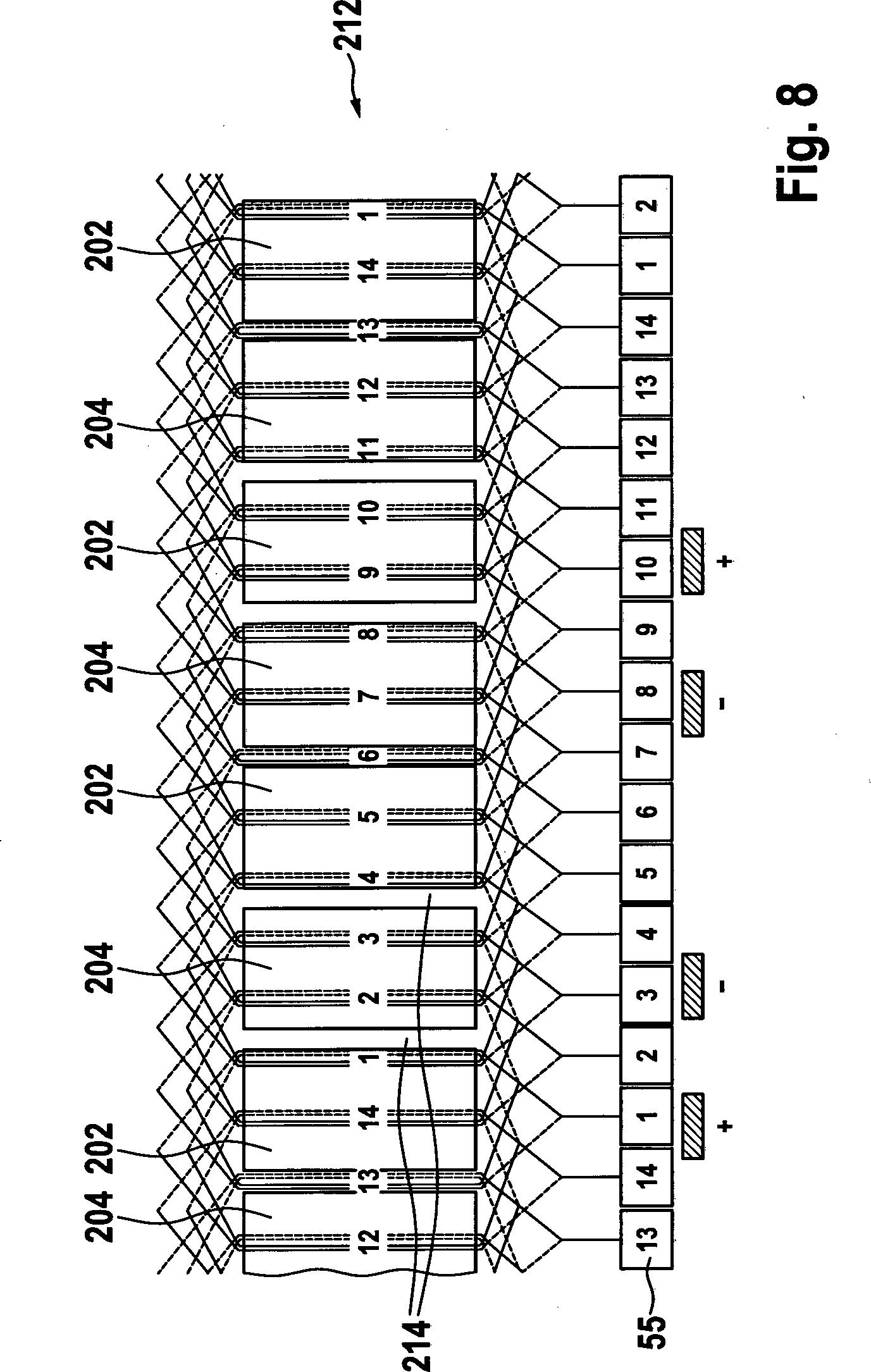 Patent DE102010041717A1 - Anker für eine elektrische Maschine ...