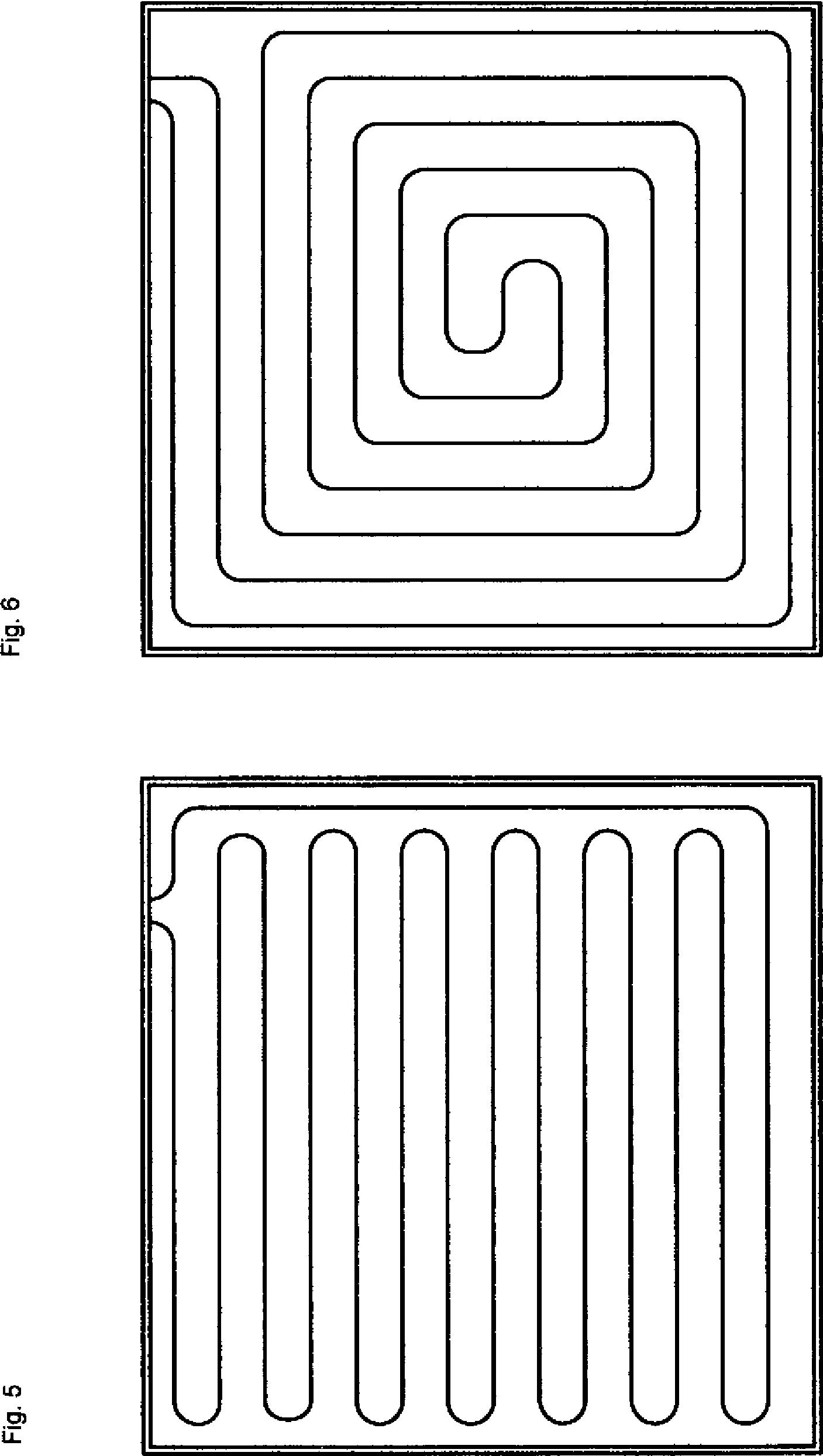 patent de102011008442a1 verlegung und befestigung von w rme bertragungsrohren oder heizkabeln. Black Bedroom Furniture Sets. Home Design Ideas