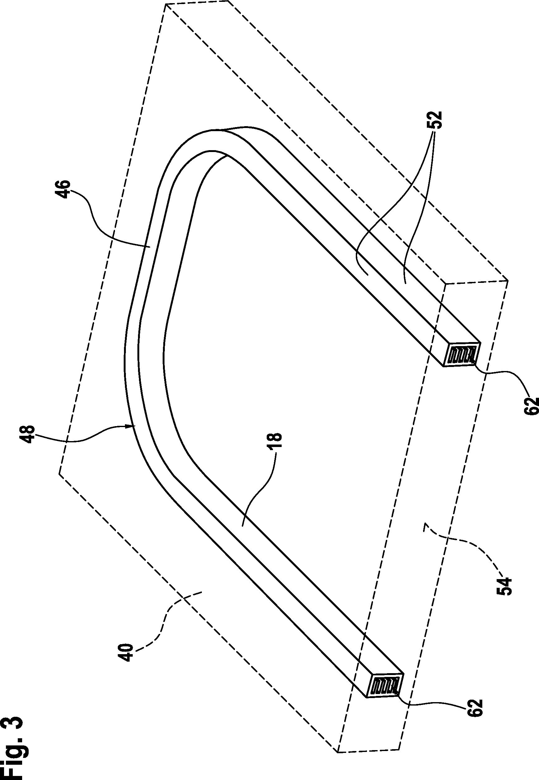 Patent DE102011076312A1 - Kühlvorrichtung für ein Gehäuse - Google ...