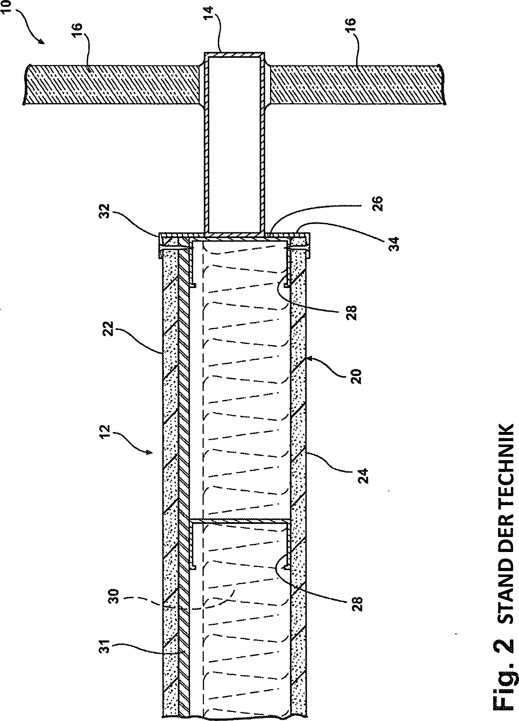 patent de112012000500t5 innenwandabdeckung zur anwendung an einer au enwand einer. Black Bedroom Furniture Sets. Home Design Ideas