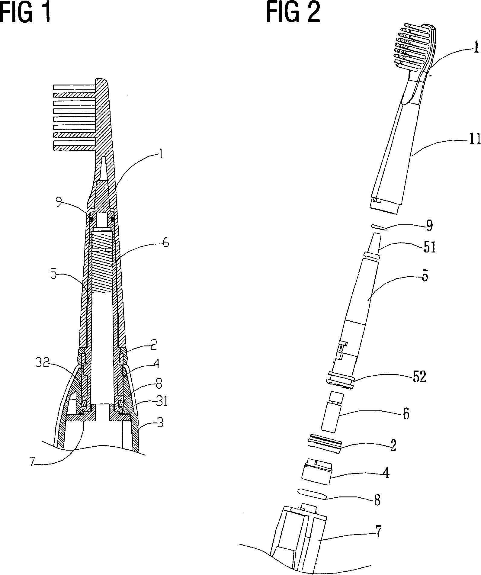 patent de202010013214u1 schwingungsvorrichtung f r eine schwingende elektrische zahnb rste. Black Bedroom Furniture Sets. Home Design Ideas