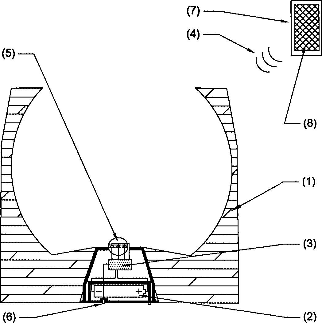 Patent DE202015000490U1 - Flammenlose LED-Kerze(n) mit einer ...