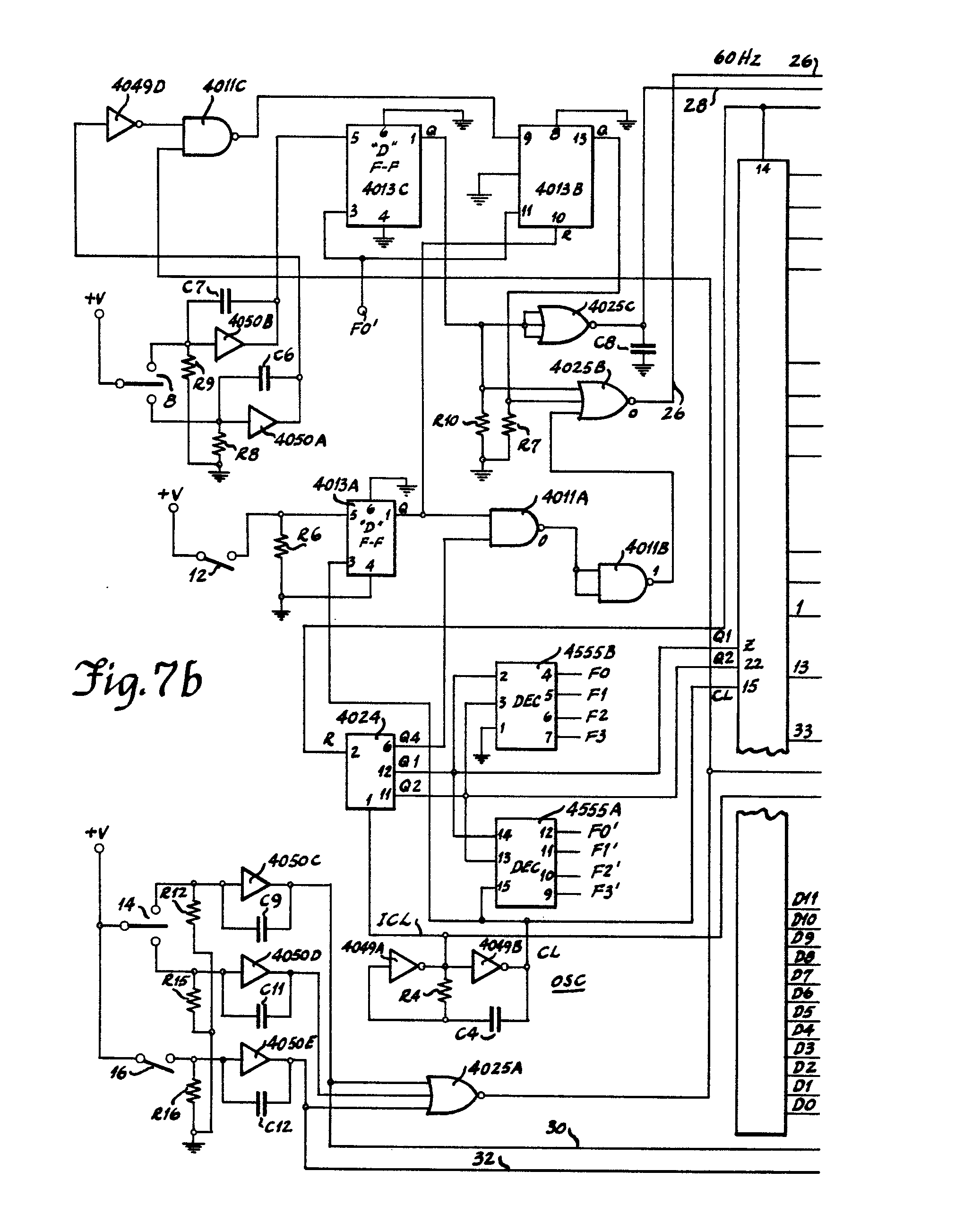 patent ep0002138a1 a programming controller for a controller for on 4 x 16 decoder schematic