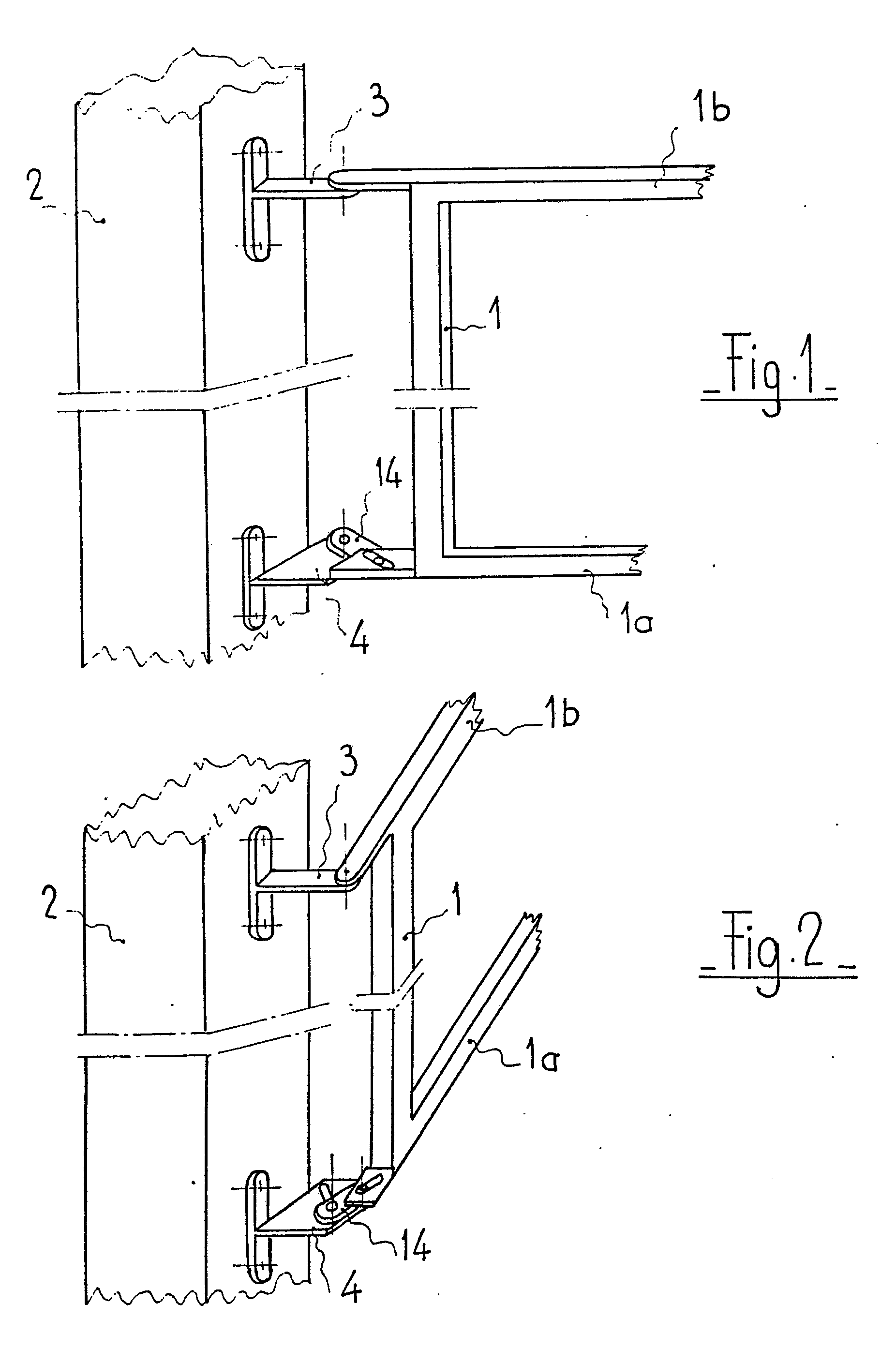 patent ep0012677b1 gond r gulateur de pente r glable. Black Bedroom Furniture Sets. Home Design Ideas