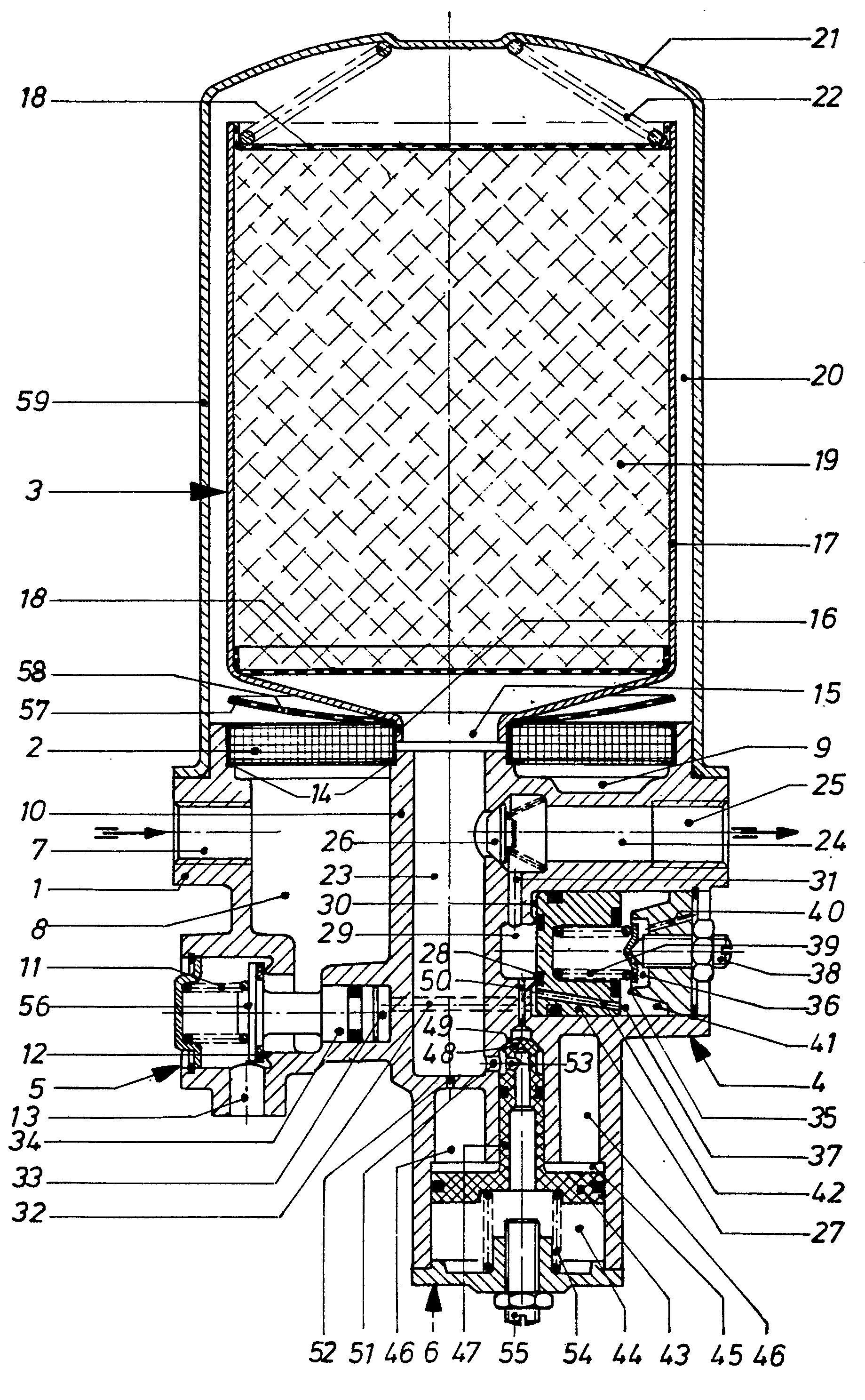 patent ep0036569b1 dessiccateur d 39 air pour une. Black Bedroom Furniture Sets. Home Design Ideas