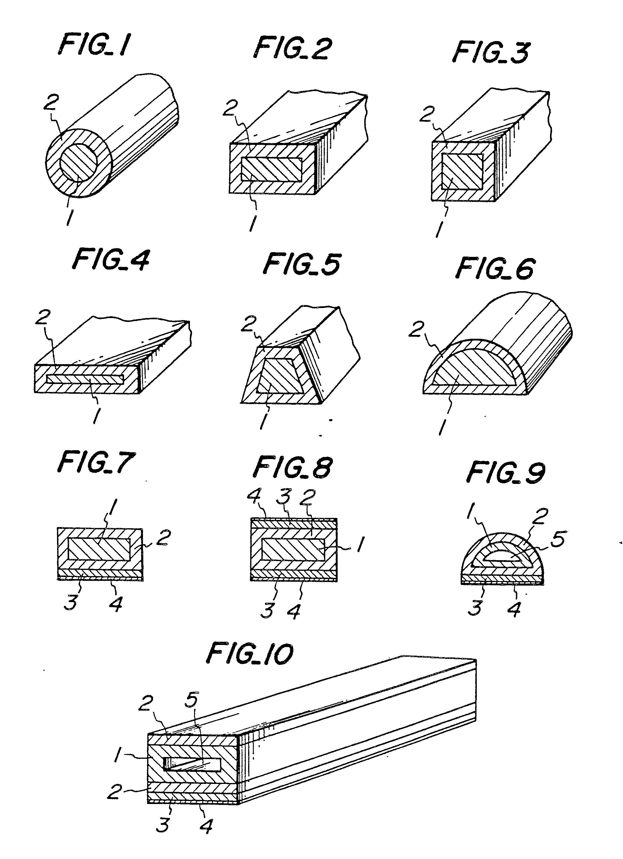 patent ep0037717a1 unter wassereinwirkung quellende dichtung gegen wasser und verfahren zum. Black Bedroom Furniture Sets. Home Design Ideas