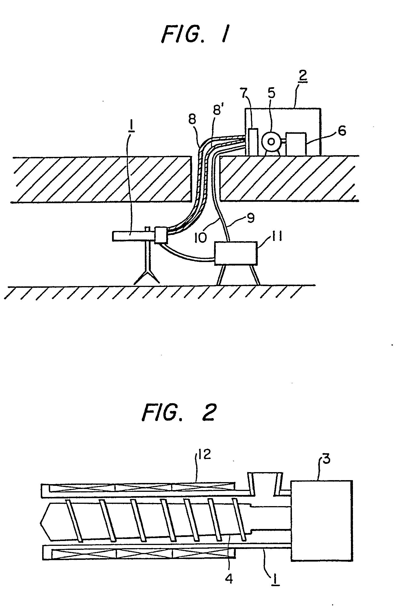 Patent EP0038644B1 - Strangpresse zum Verbinden elektrischer Kabel ...