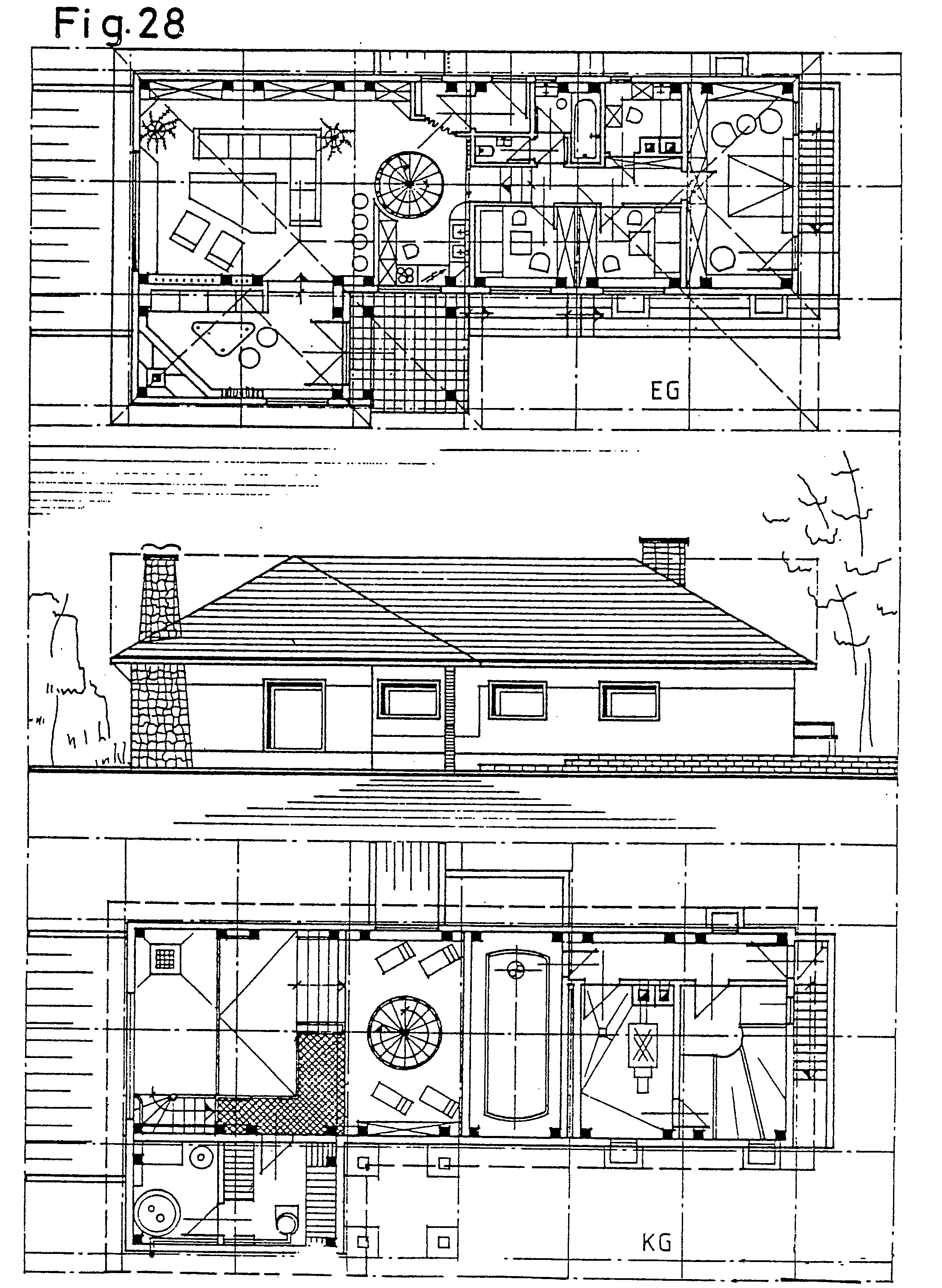 patent ep0038800b1 offenes skelett rahmensystem zur errichtung von bauwerken google patents. Black Bedroom Furniture Sets. Home Design Ideas