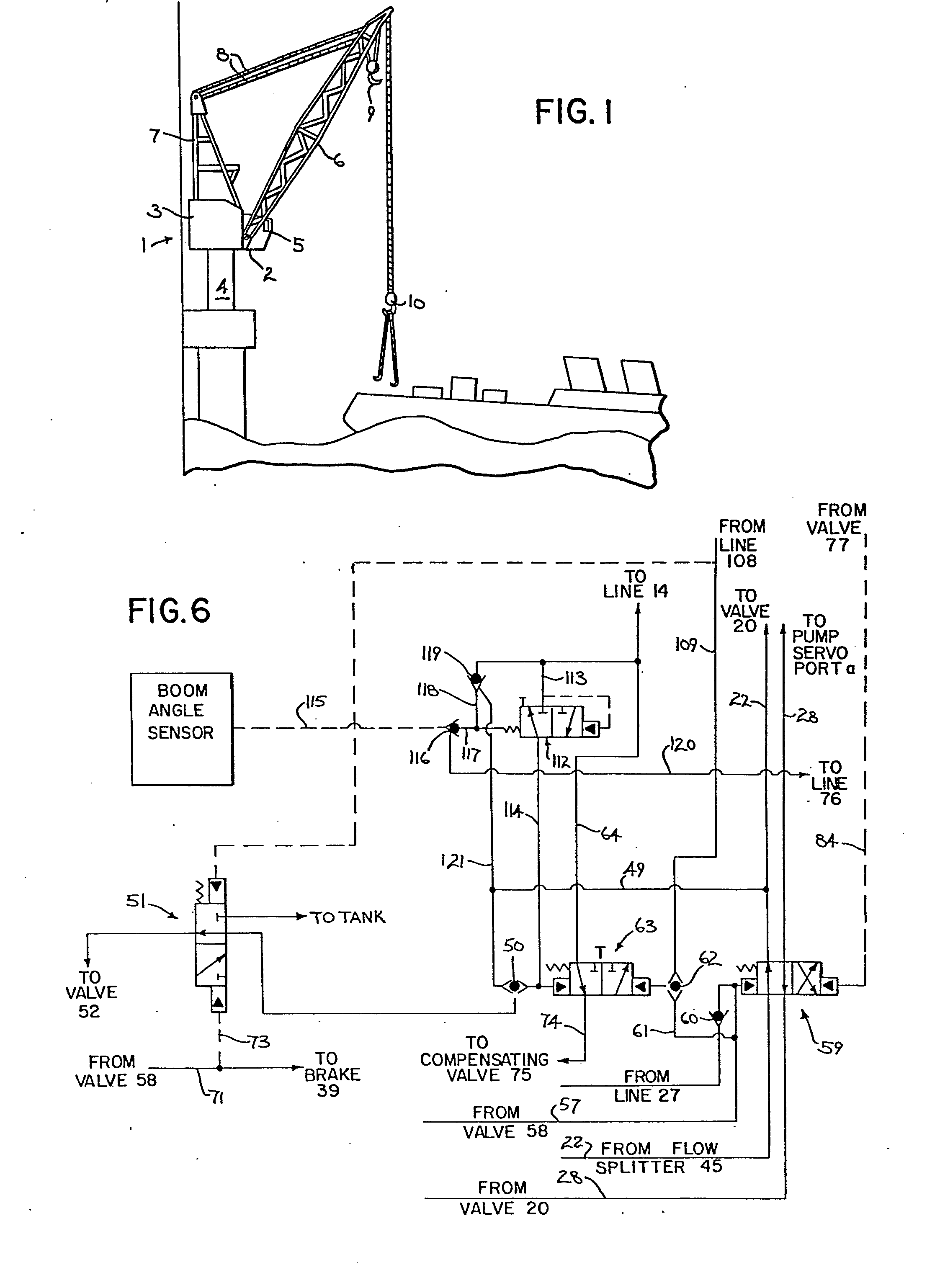 Grua de Puerto - gruas en google Patents