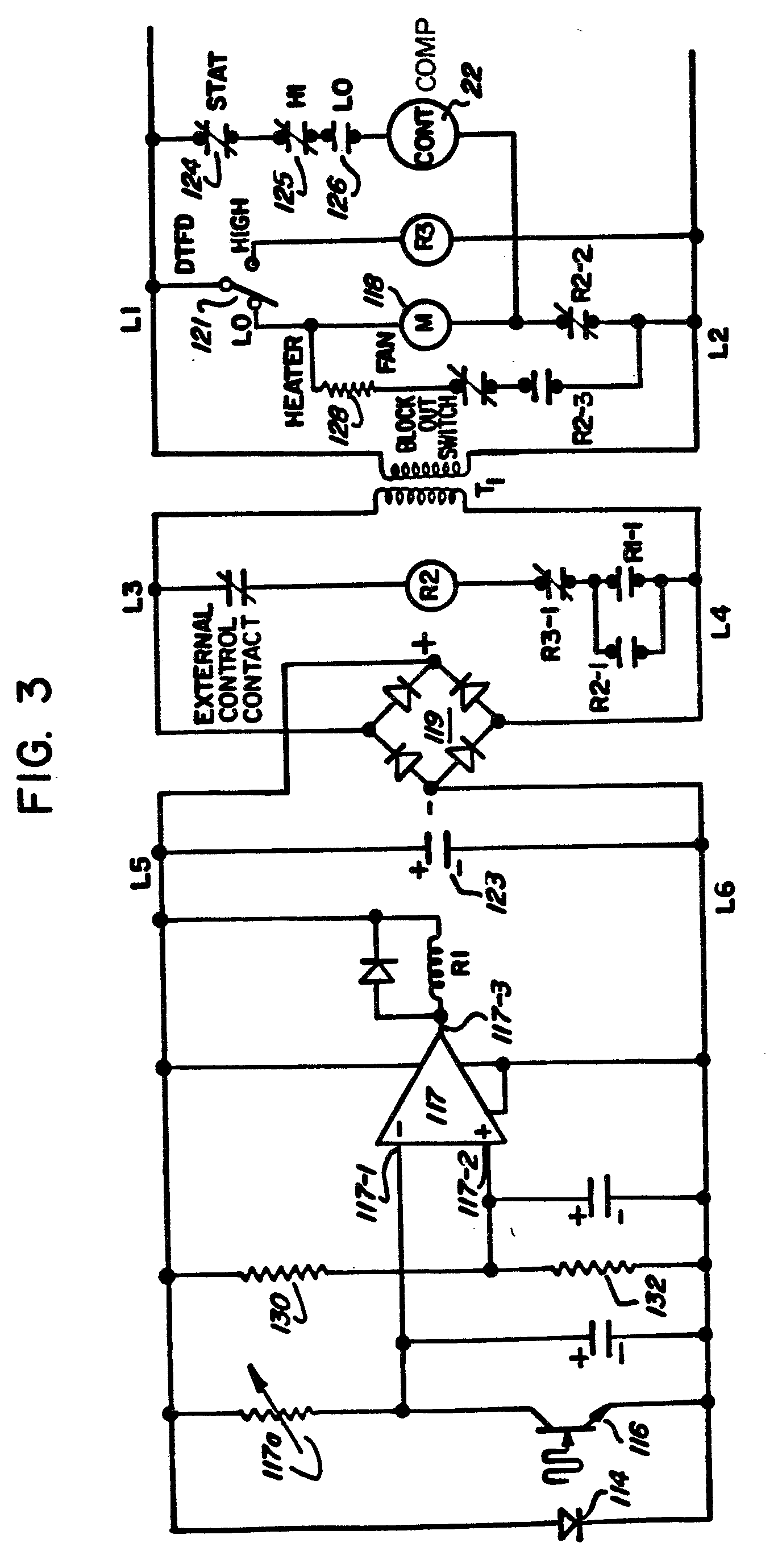 imgf0002 patent ep0066862a1 demand defrost system google patents defrost termination switch wiring diagram at fashall.co