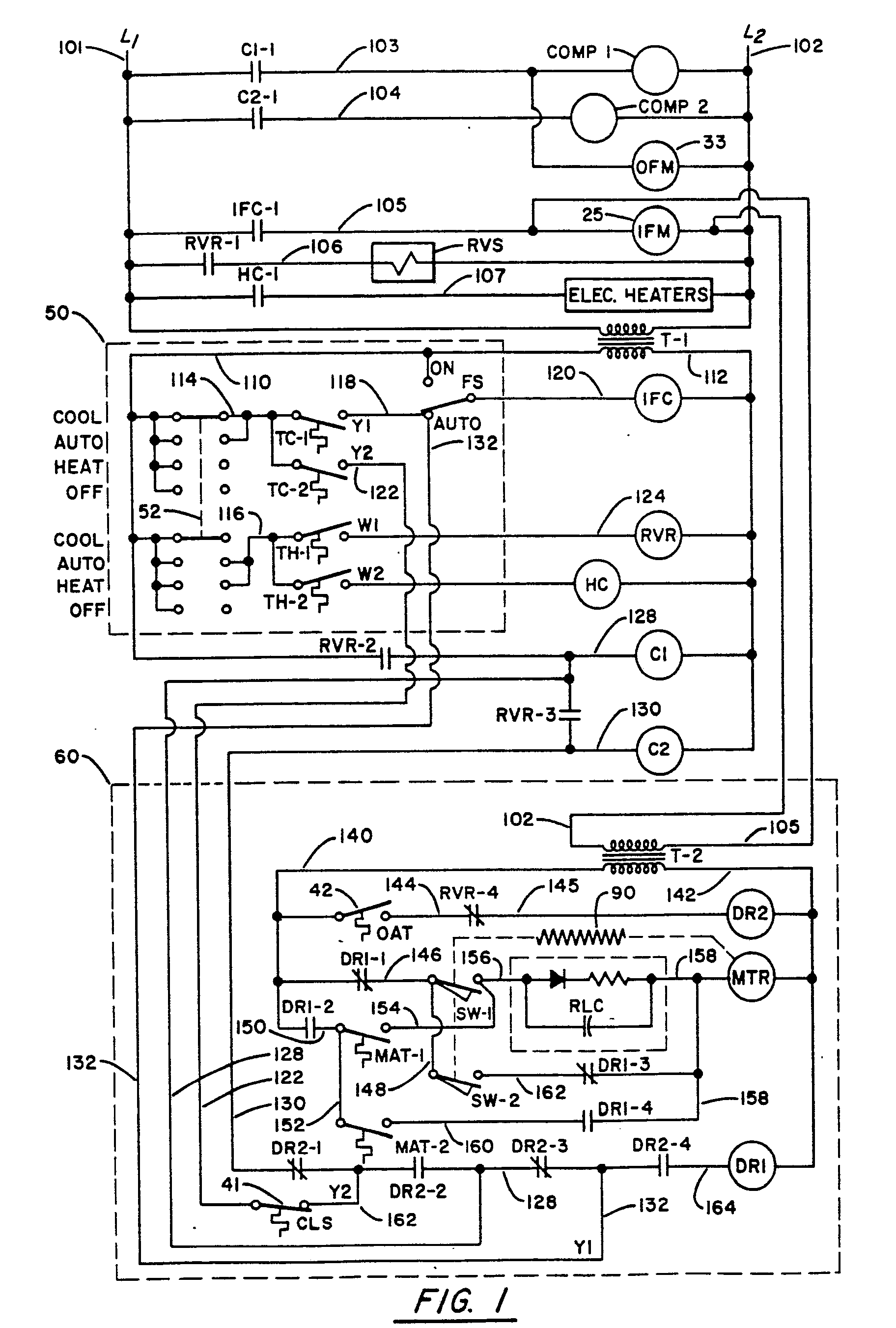 imgf0001 patent ep0080838b1 air conditioning economizer control method rooftop unit wiring diagram at readyjetset.co