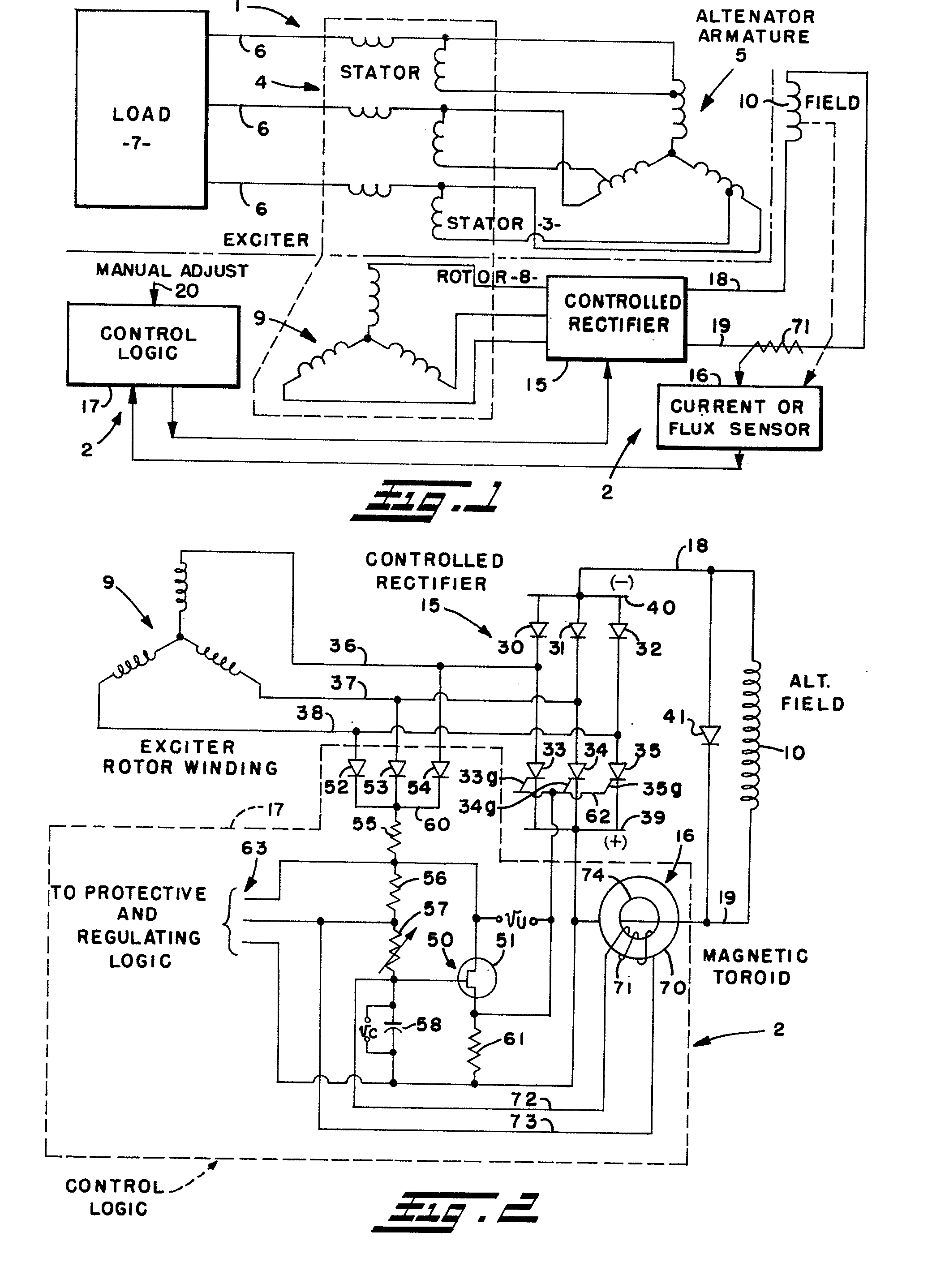 Patent Ep0081904a1 Variable Voltage Control For Self