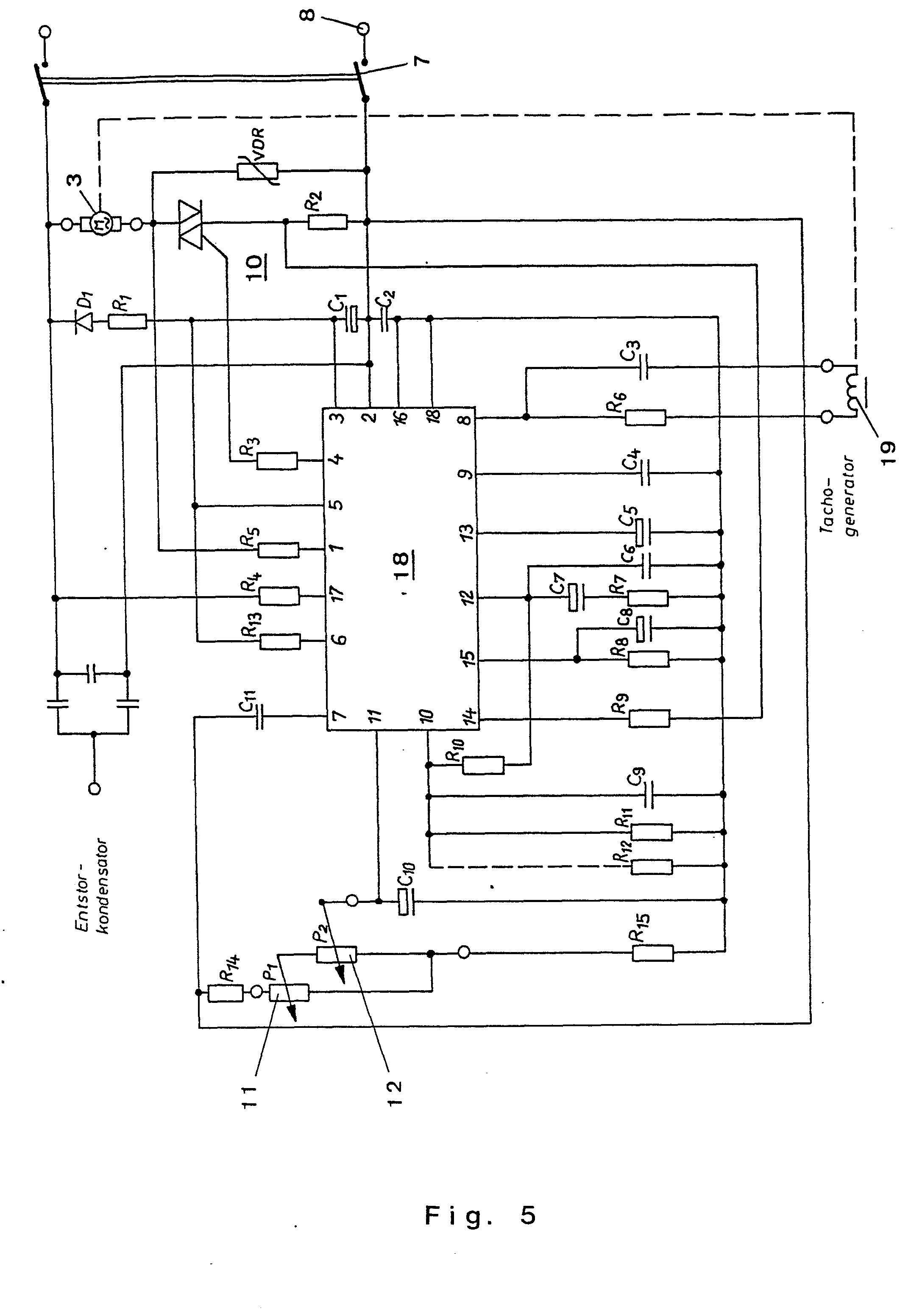 Patent EP0085730A1 - Double-pole push switch with electronic ...