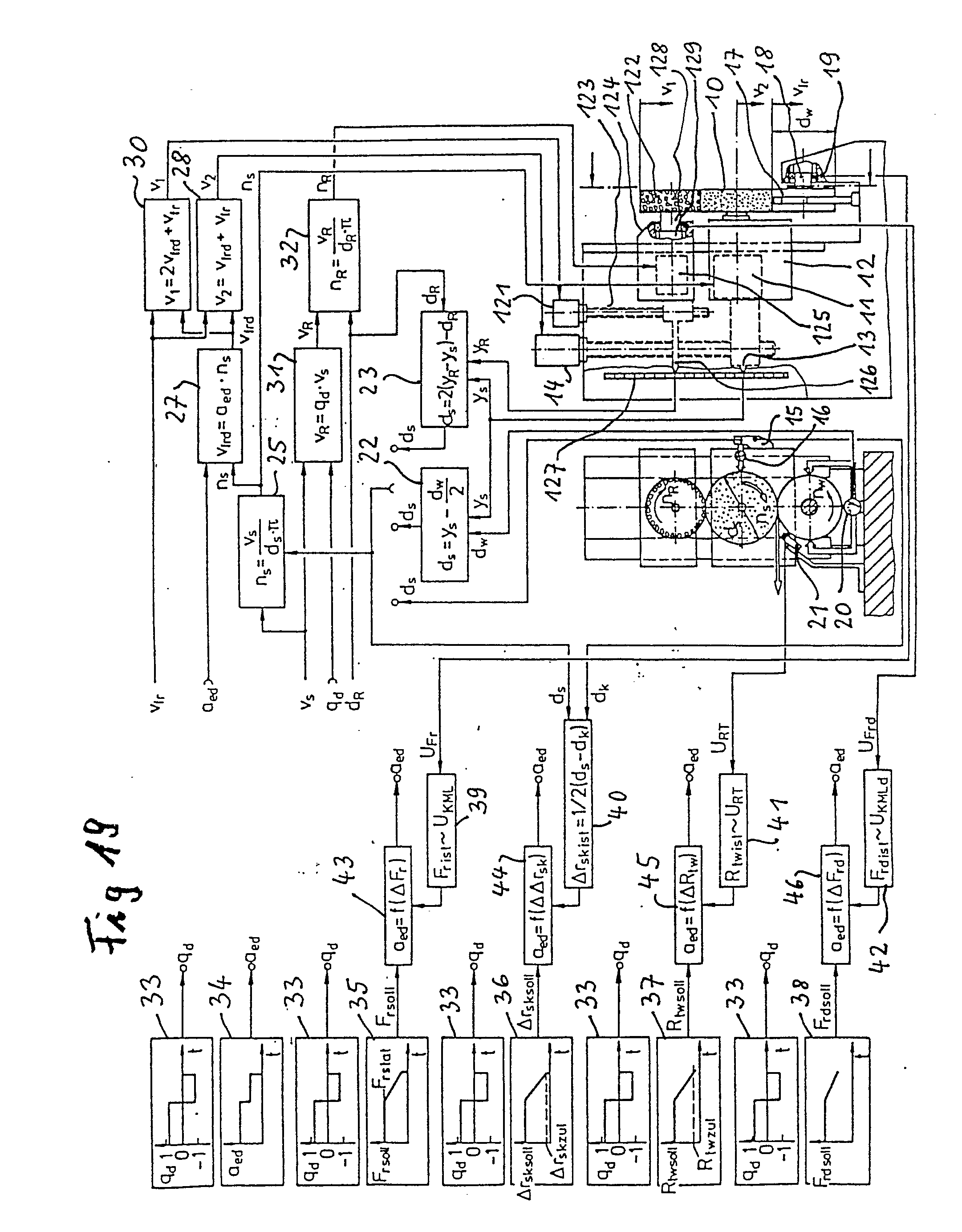 Patent EP0096411B1 - Dressing-grinding method for electronically ...
